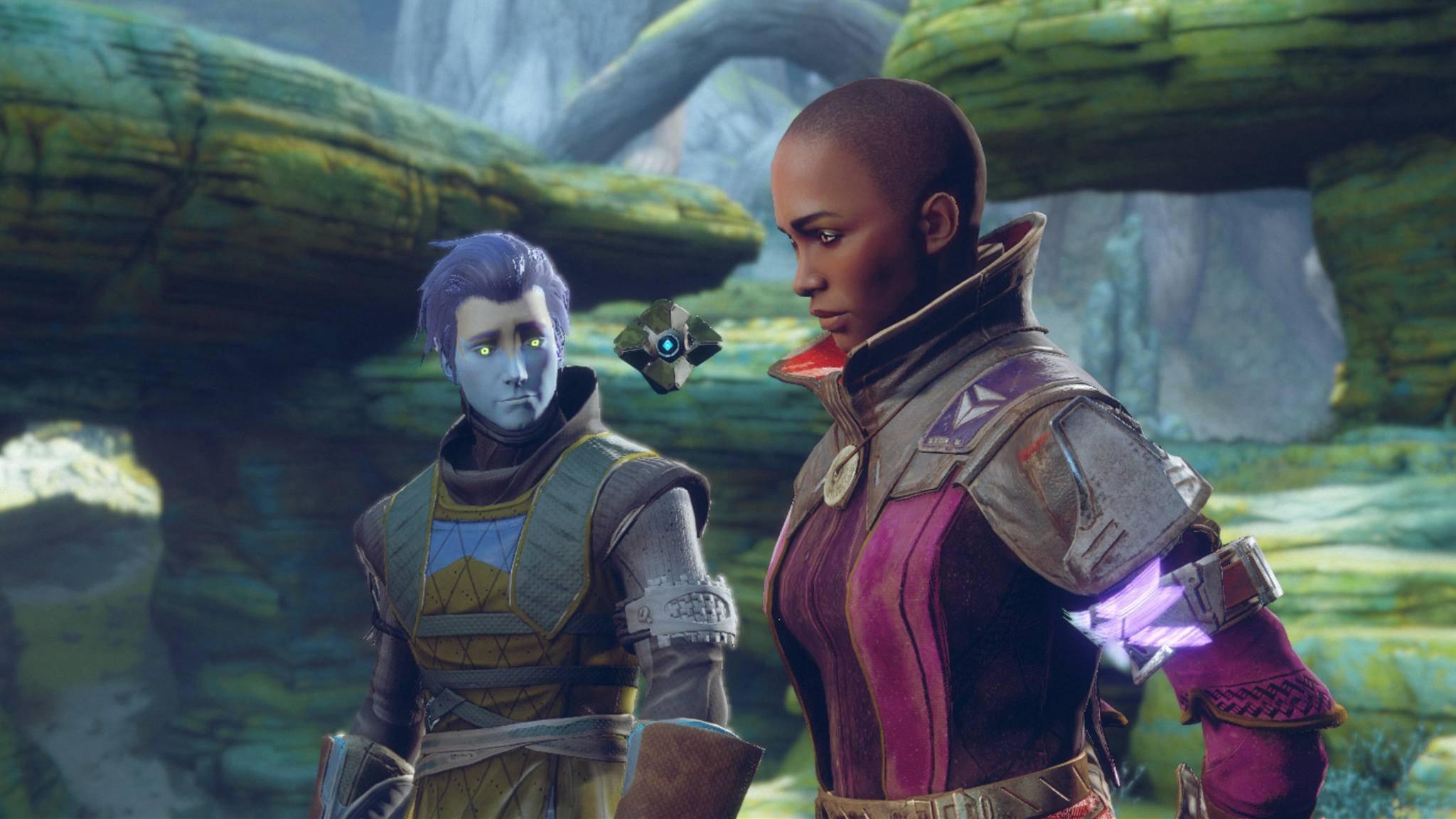 """Für """"Destiny 2"""" ist eine große Erweiterung für Ende 2018 angekündigt."""
