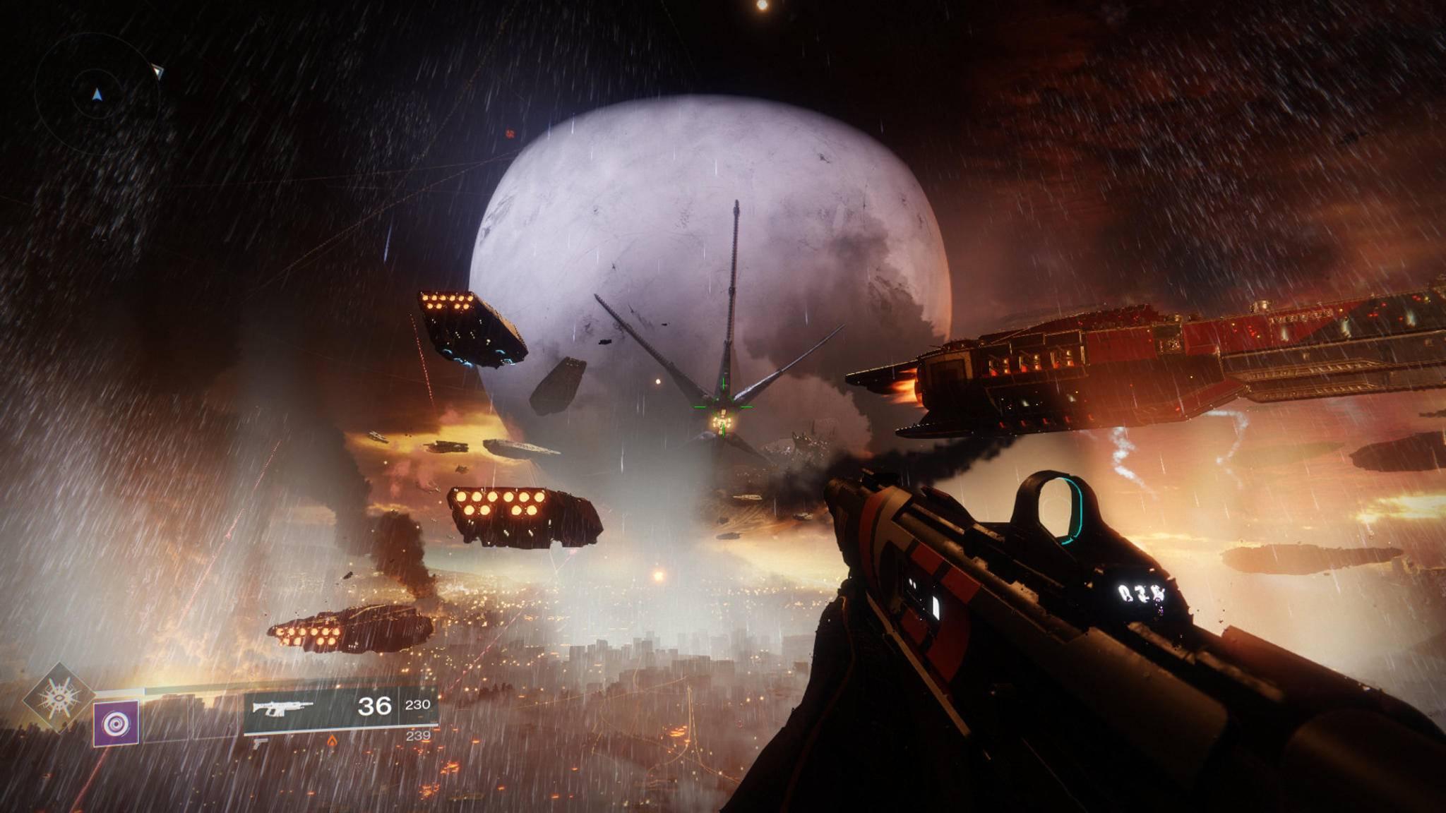 """""""Destiny 2"""" bekommt demnächst ein umfangreiches Update."""