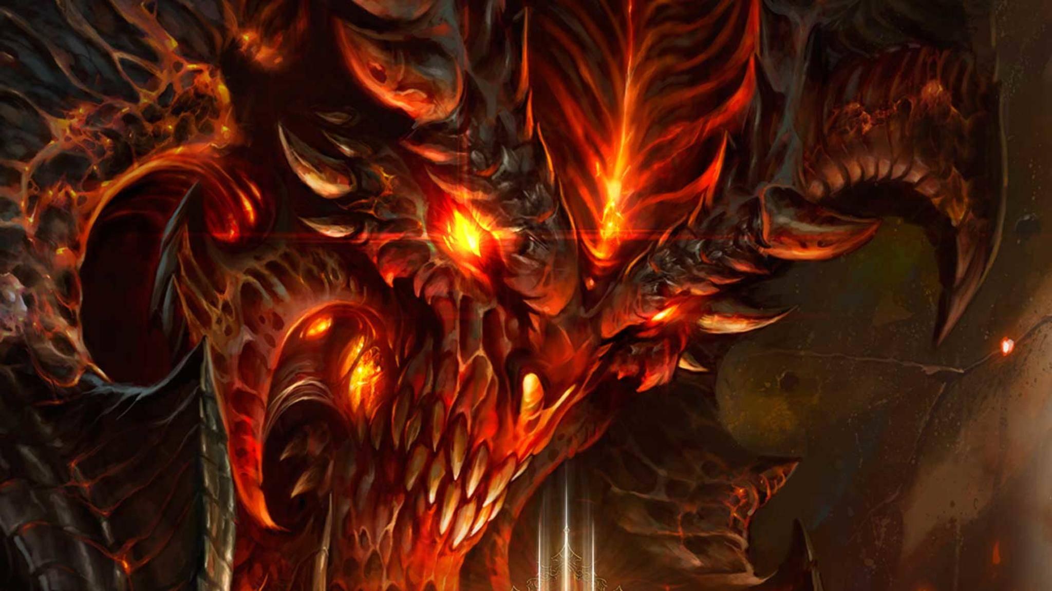 """Gegenstände aus """"Diablo 3"""" werden noch immer gerne gehandelt."""