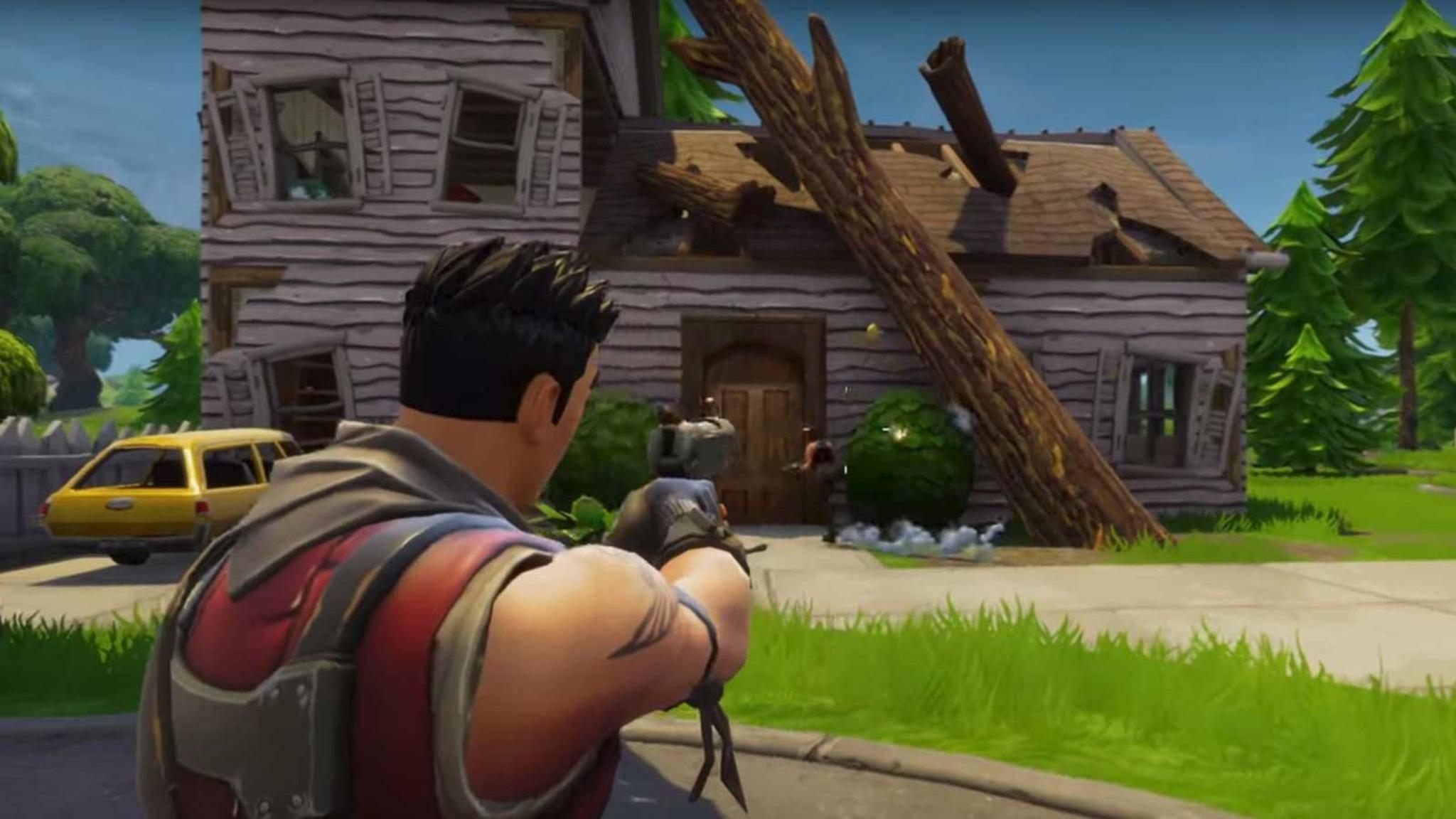 """Crossplay mit der Xbox One wird es bei """"Fortnite: Battle Royale"""" offenbar doch geben – aber es gibt einen Haken."""