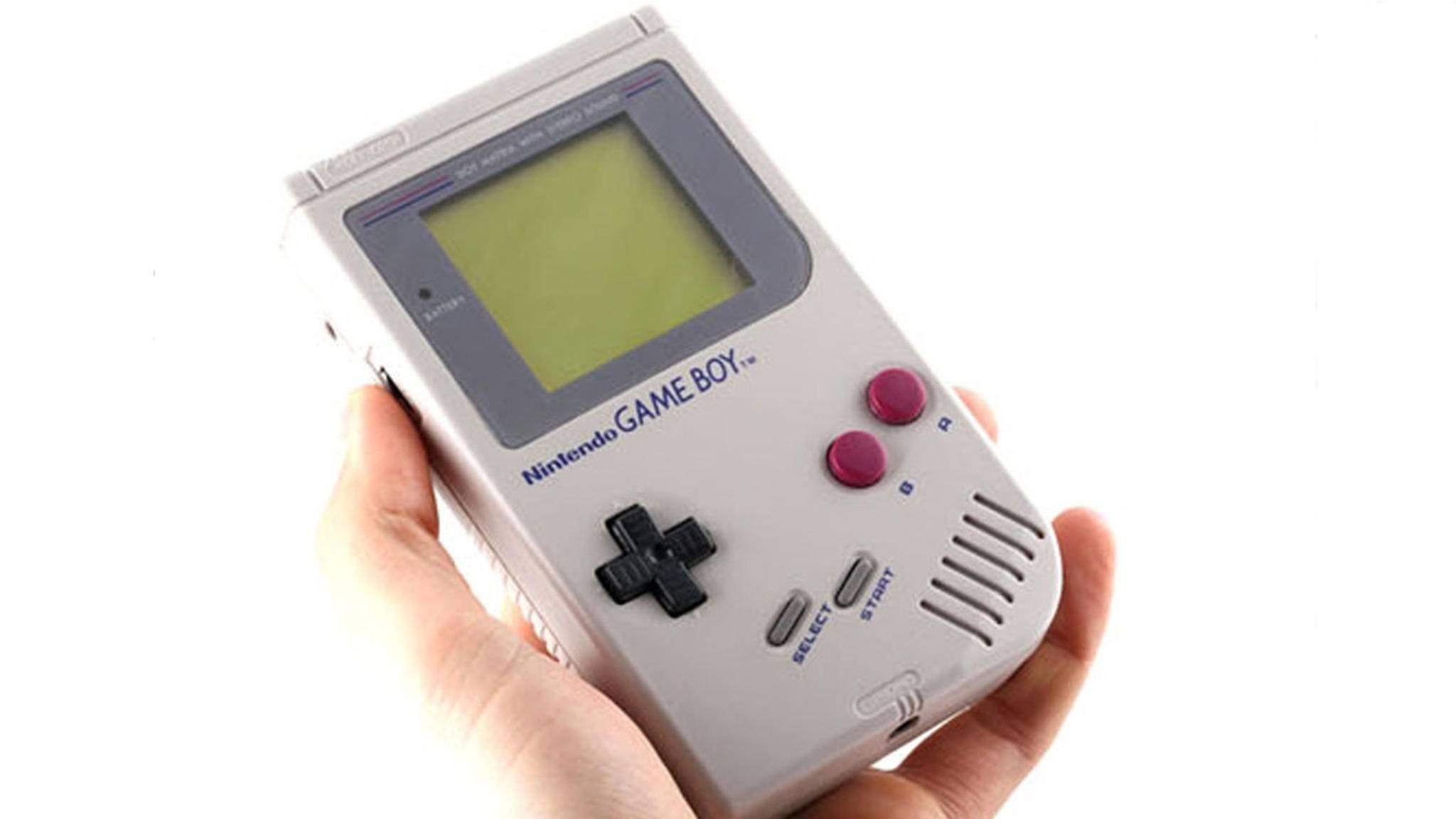 Der Game Boy Classic verfügte über keine Display-Beleuchtung.
