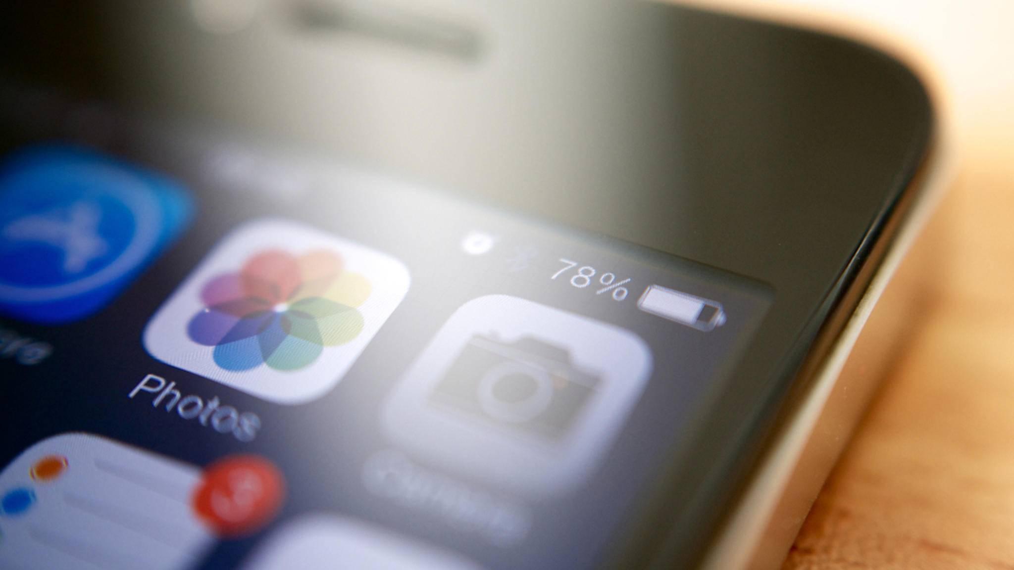 Im Zuge seines Akku-Gates senkt Apple den Preis für den Austausch der Batterie.