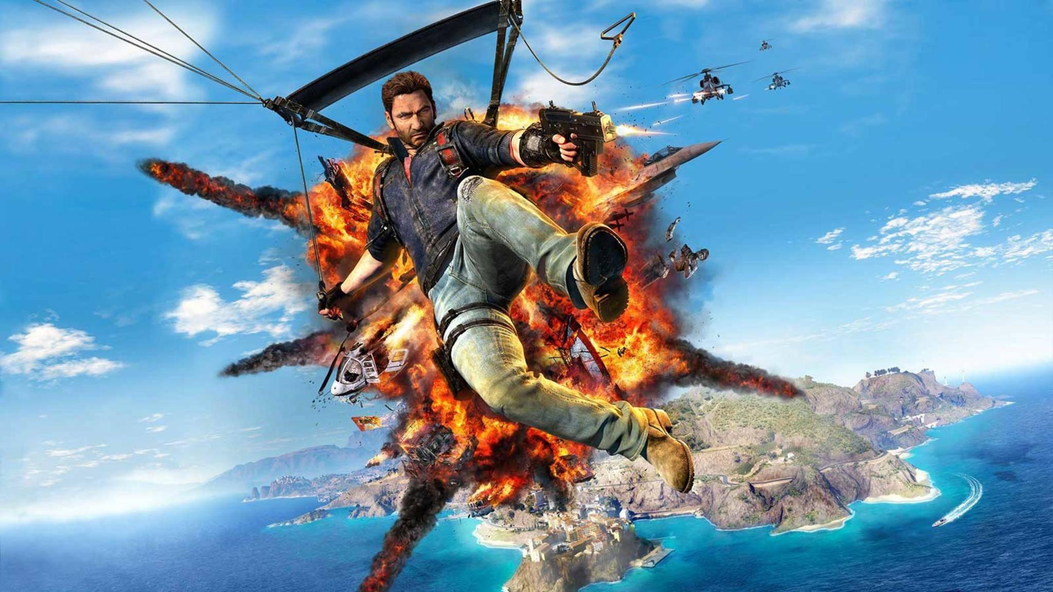 """""""Just Cause 3"""": Das Studio Avalanche arbeitet schon an PS5-Spielen."""