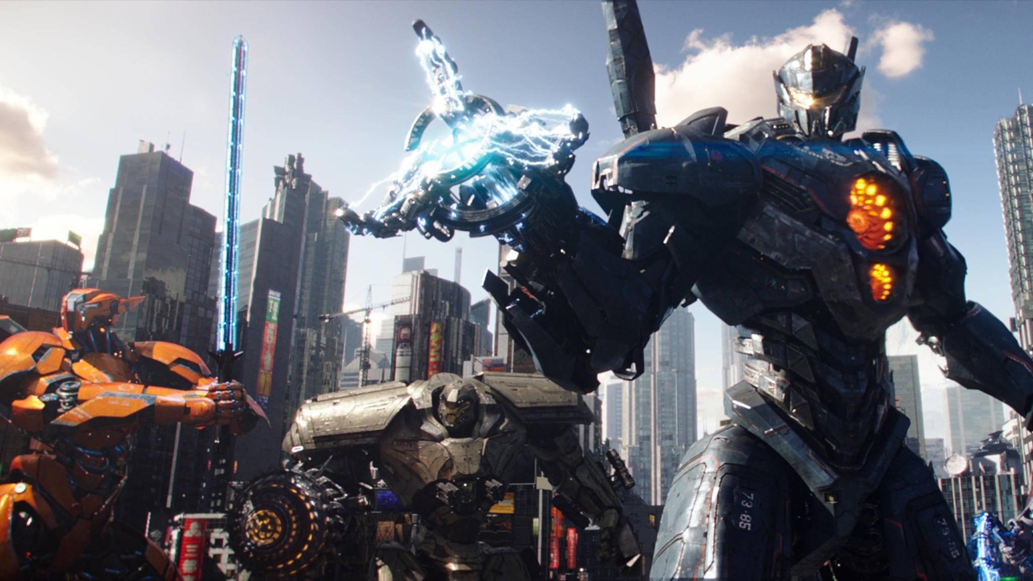 """Die Jaeger könnten nach """"Pacific Rim 2: Uprising"""" sogar ein eigenes Film-Universum bekommen."""