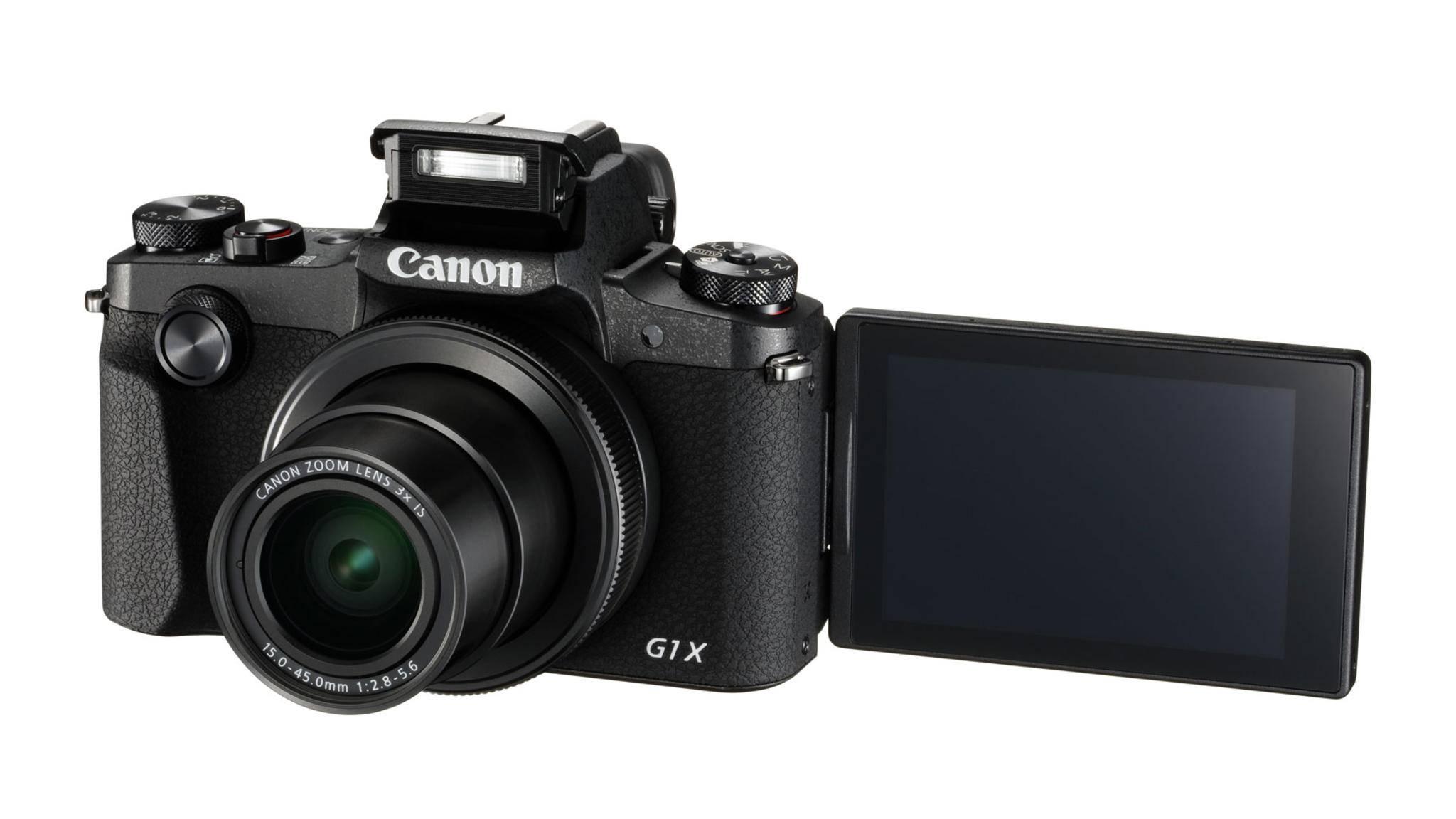 Die neue PowerShot G1 X Mark III erscheint im November.