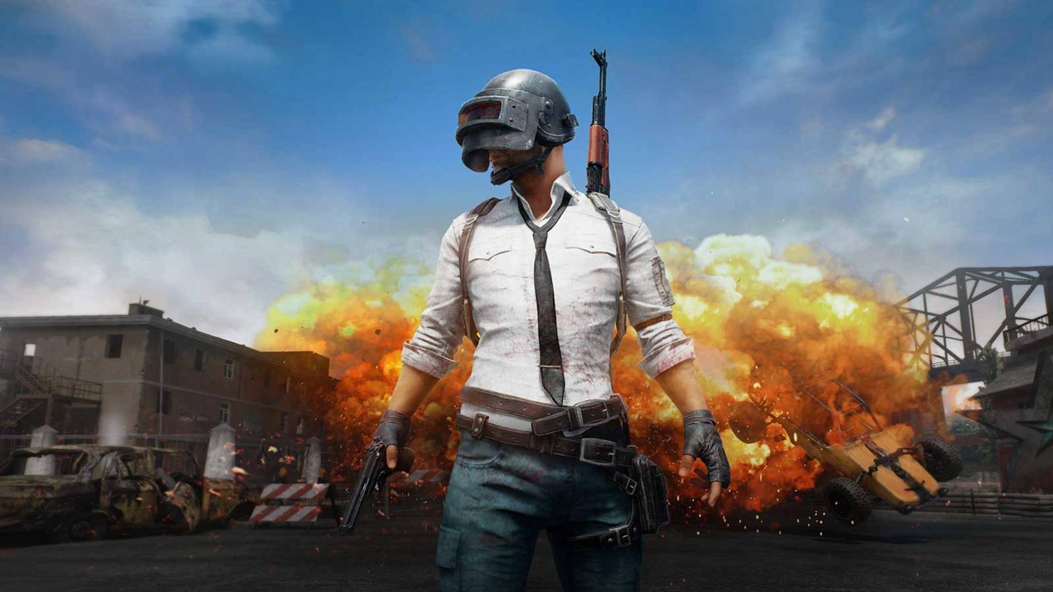"""Der offizielle Release von """"Playerunknown's Battlegrounds"""" rückt näher."""