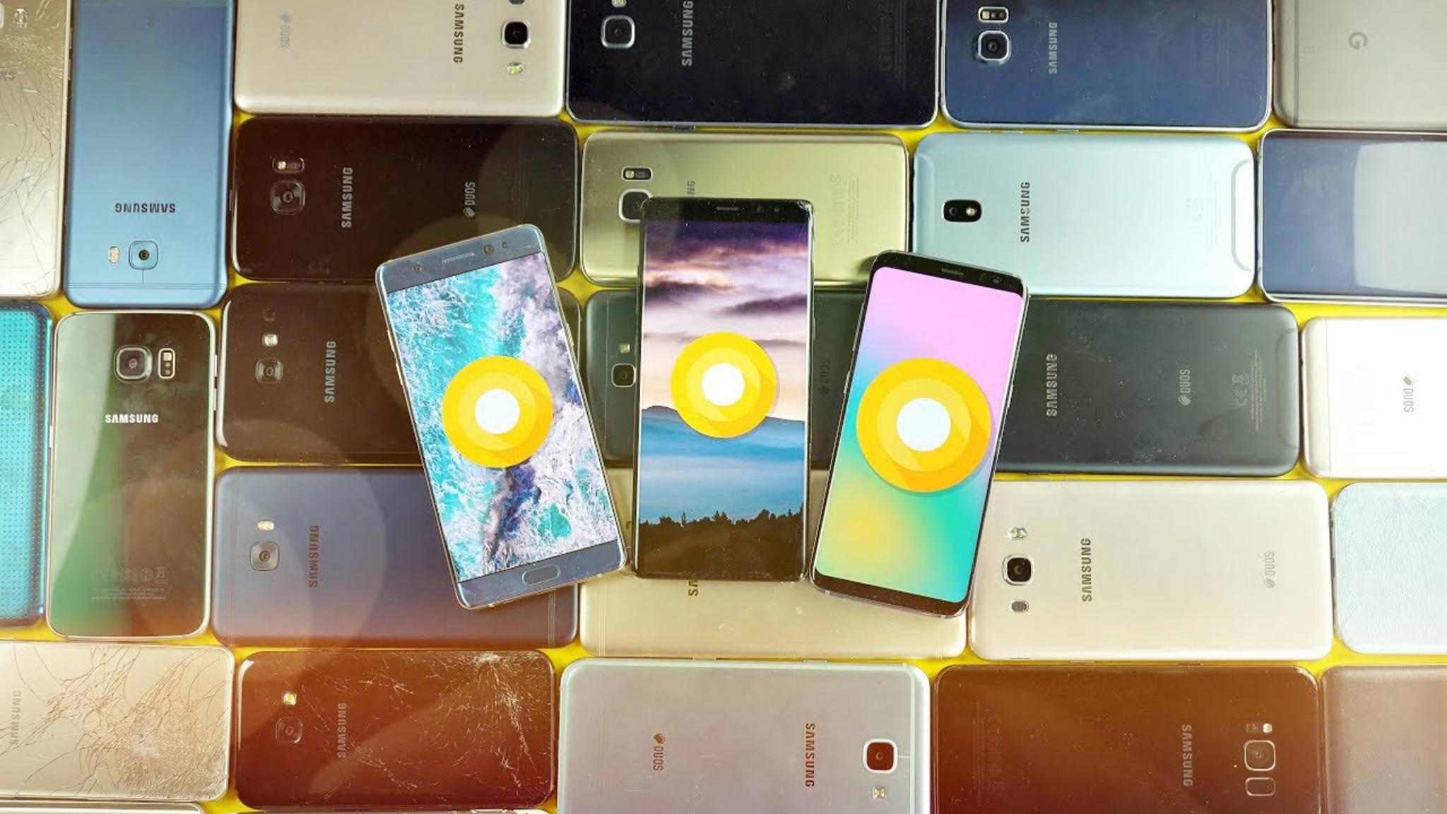 In Kürze soll das Beta-Programm für Android 8 für das Galaxy S8 anlaufen.