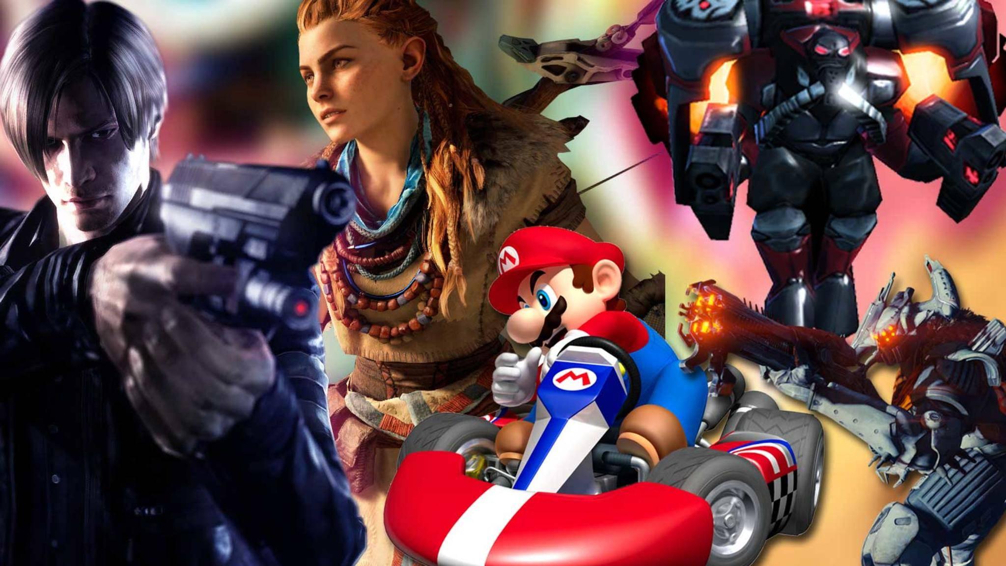 In vielen bekannten Spielen gibt es nervige Spielmechaniken.