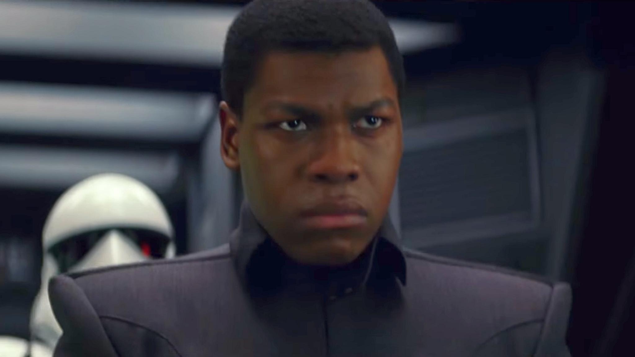 """Spioniert Finn in """"Star Wars: Die letzten Jedi"""" die First Order aus?"""