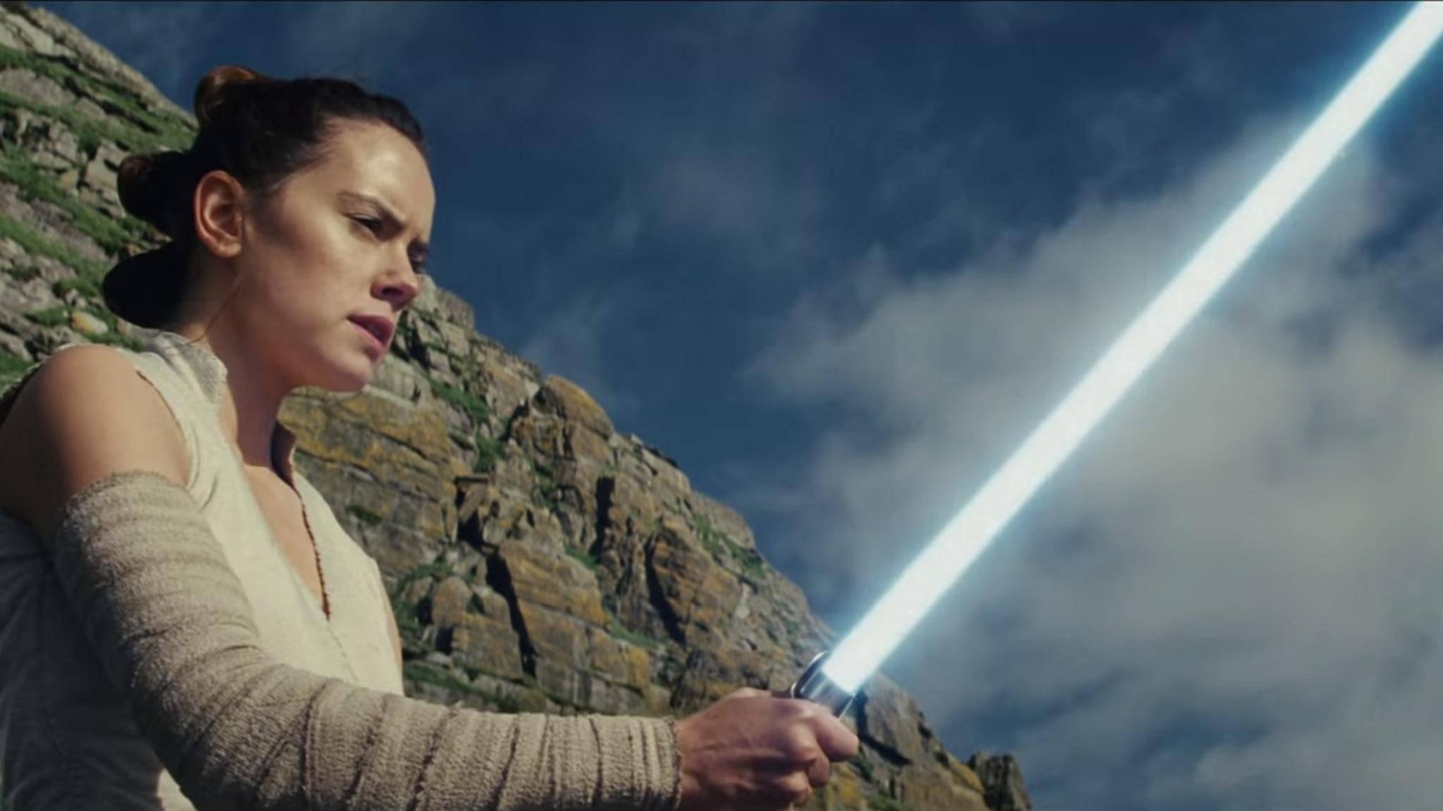 """Der erste Trailer zu """"Star Wars: Die letzten Jedi"""" macht das Warten auf den Kinostart unerträglich."""