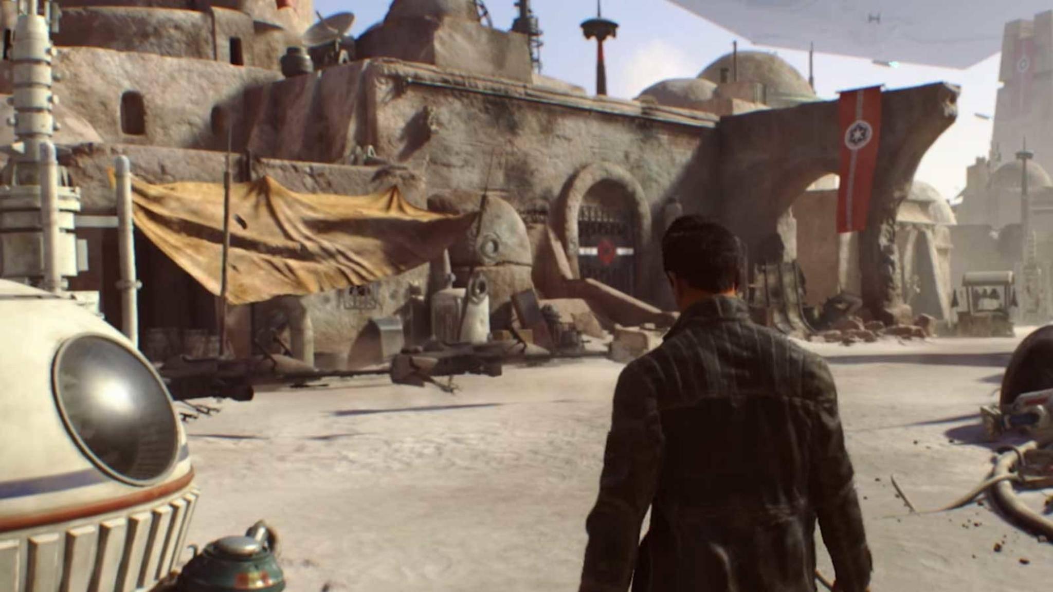 """Abgesehen von wenigen Screenshots ist kaum etwas über das """"Star Wars""""-Spiel bekannt, an dem Visceral Games bis zuletzt arbeitetet"""