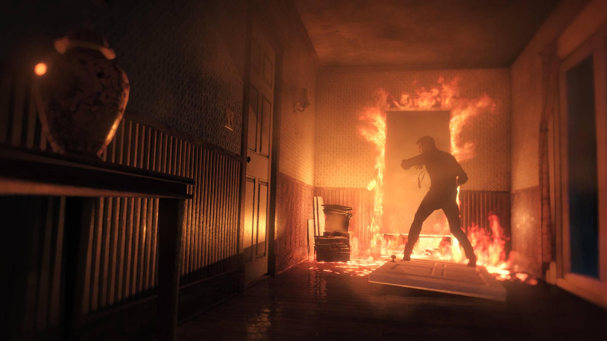 """The Evil Within 2"": Bethesda bestätigt PS4-Pro- und Xbox-One-X-Patch."
