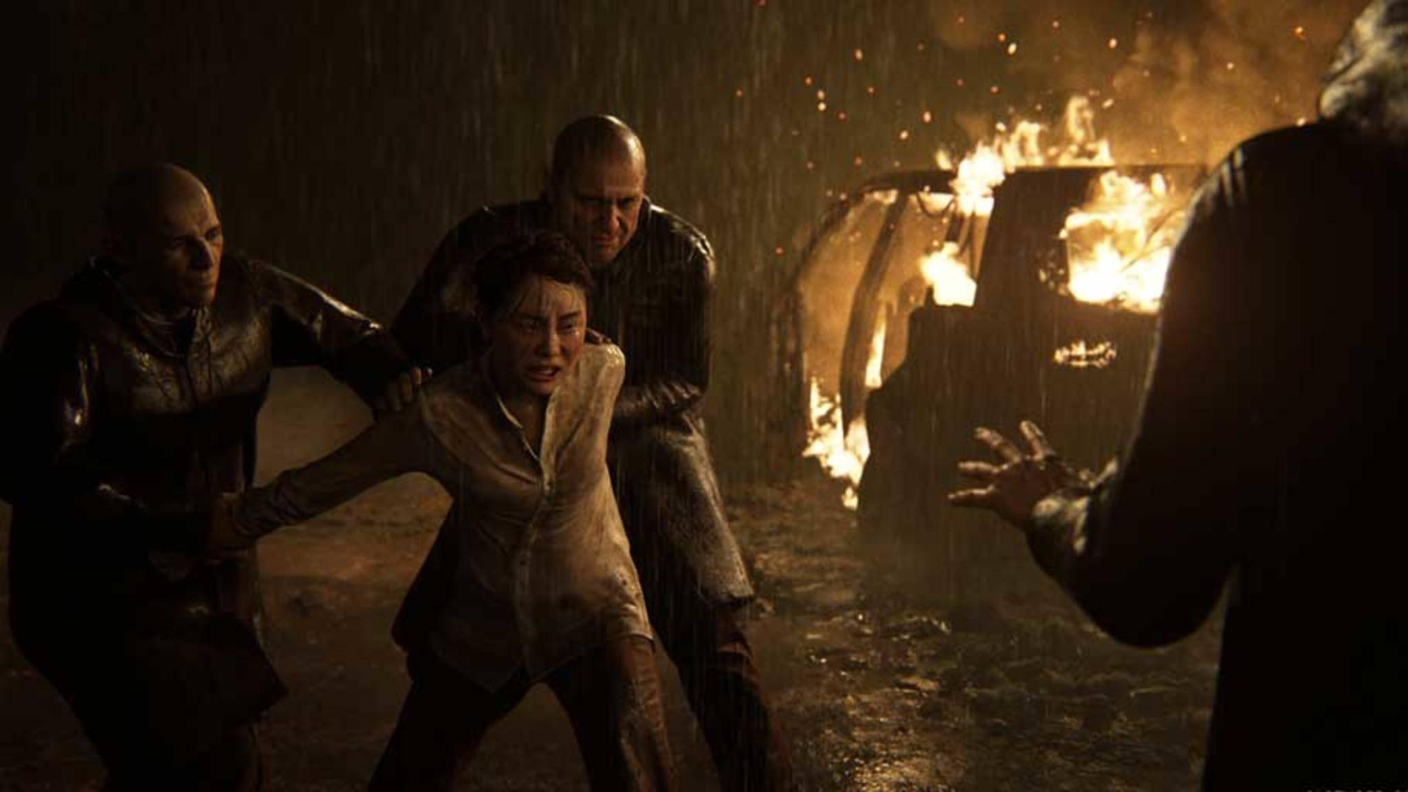 """""""The Last of Us Part 2"""": Im neuen Trailer wird es düster."""