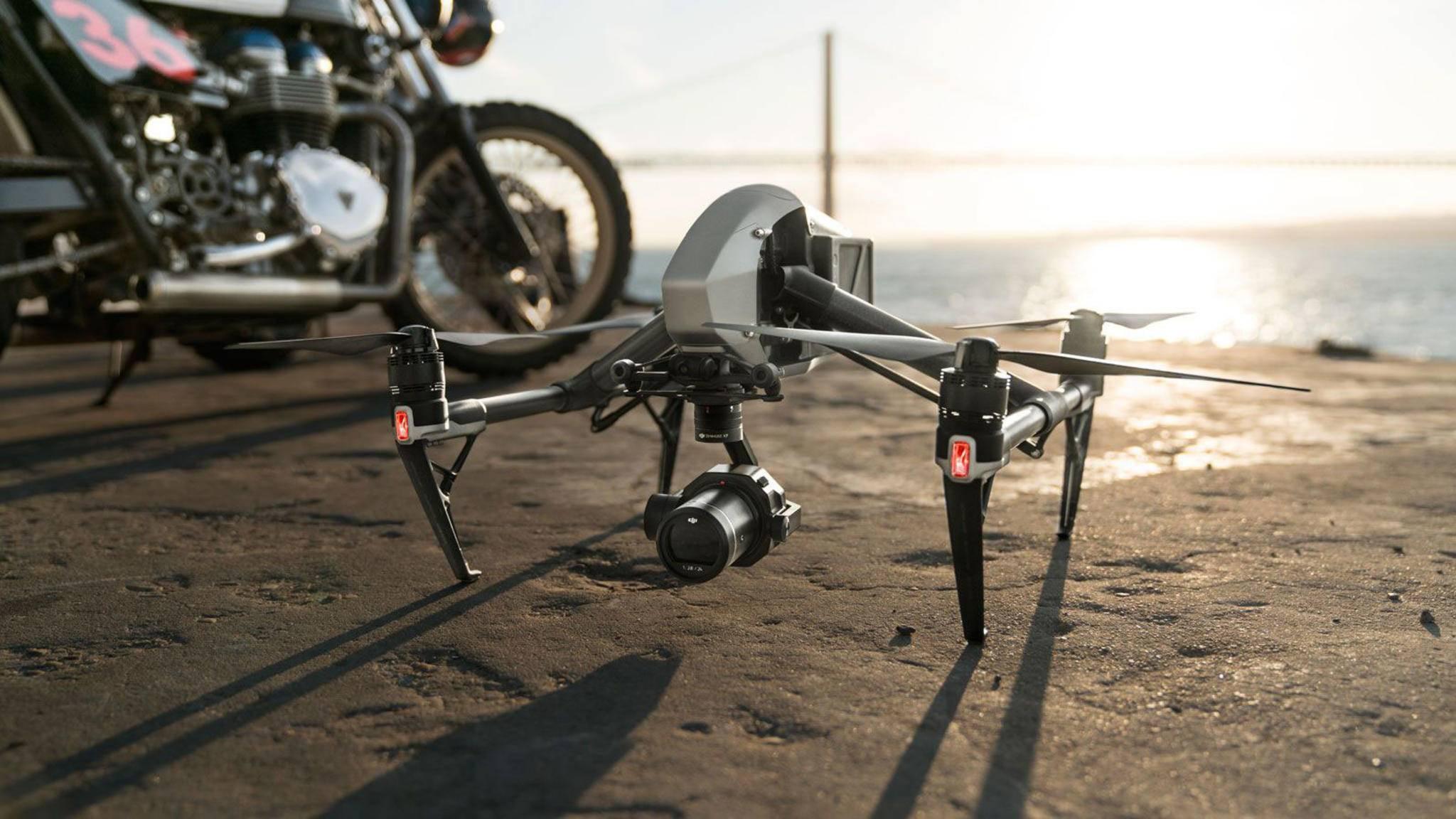 Zenmuse X7 ist speziell für Drohnen-Profis gedacht.