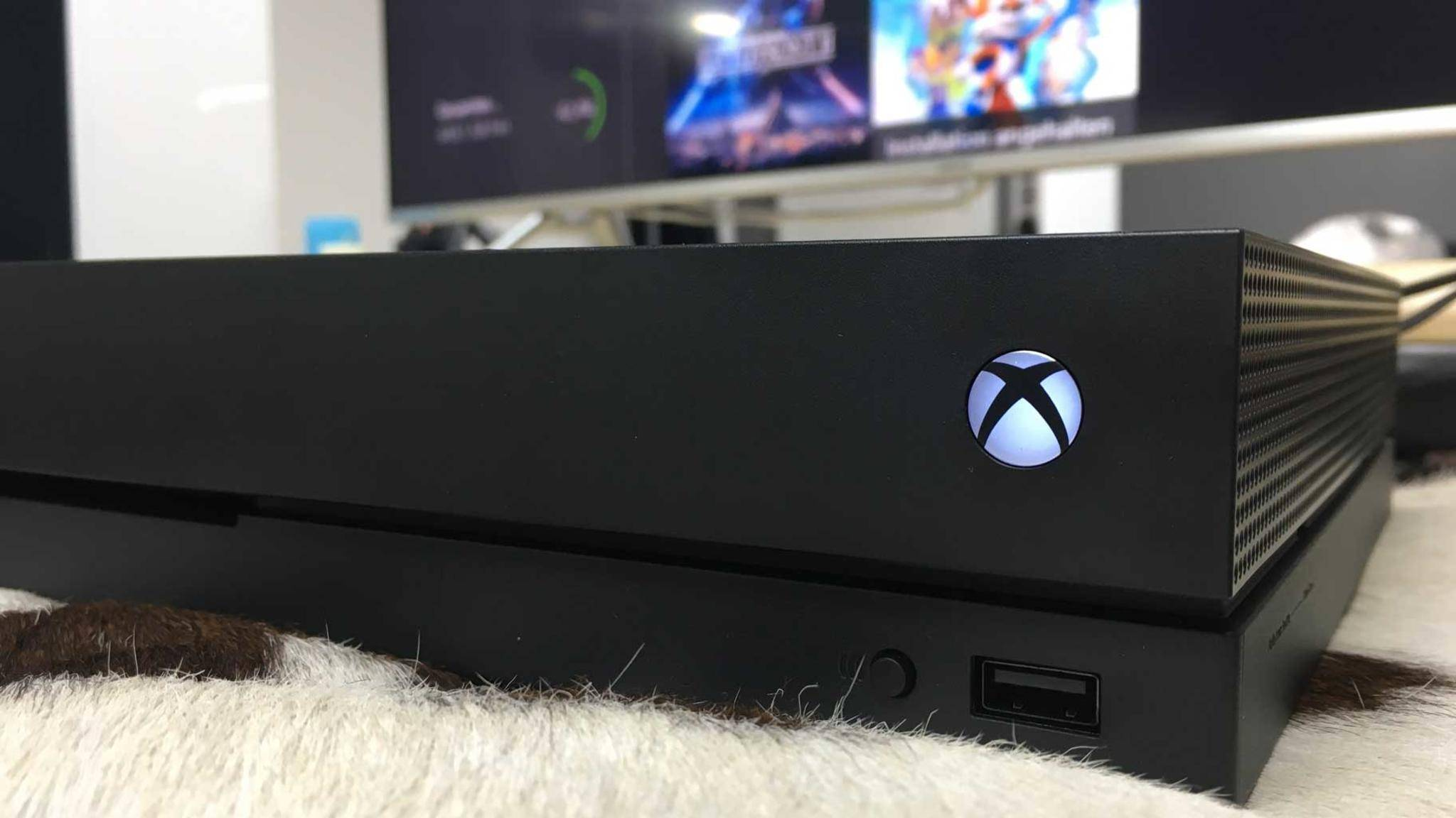 Die Bildübertragung der Xbox One X könnte dank Freesync 2 verbessert werden.