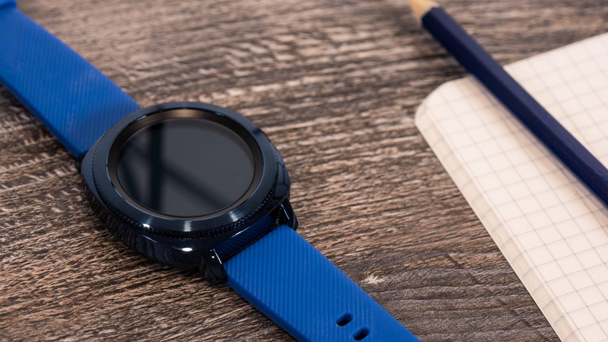 Samsung: Heißt die Gear S4 nun Galaxy Watch?