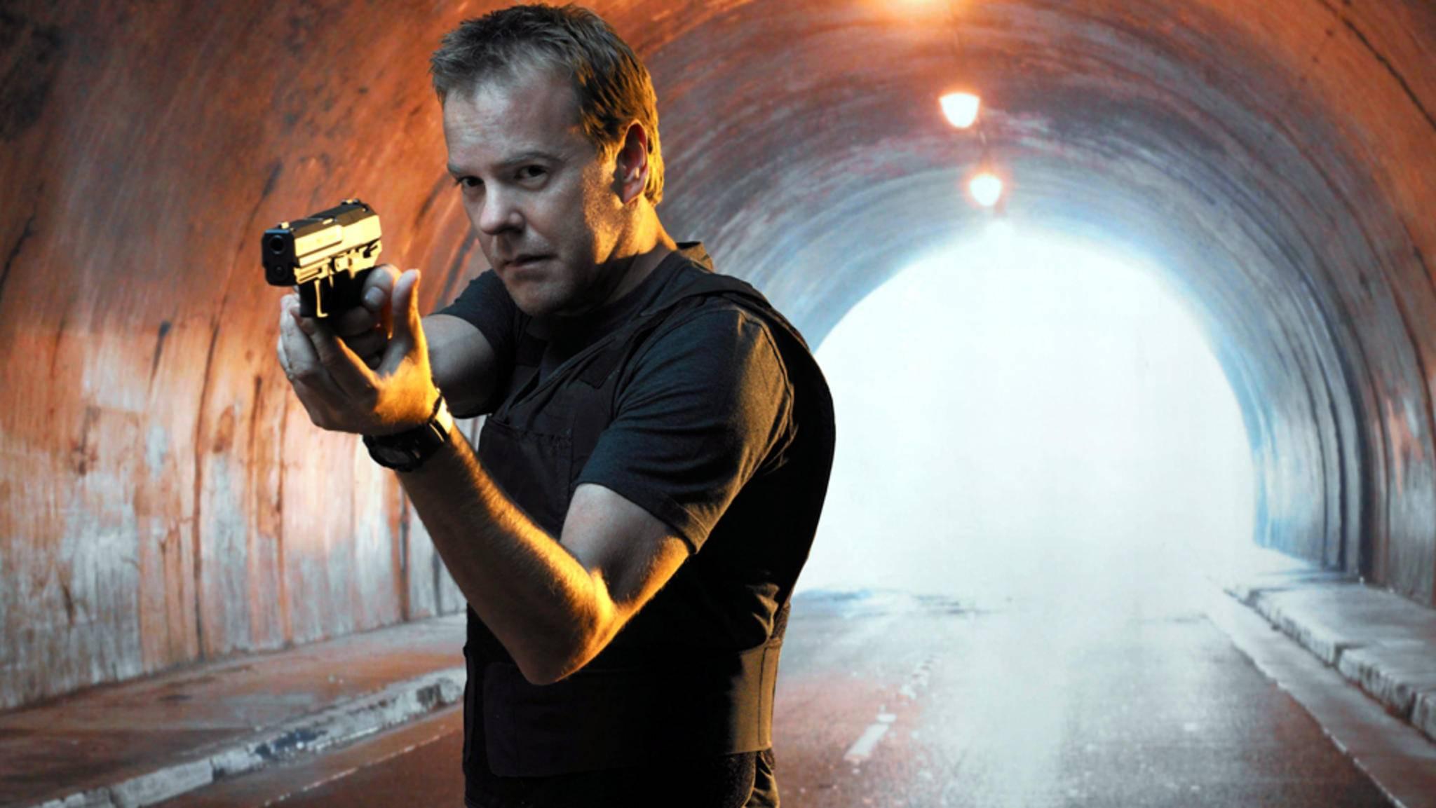 """Im geplanten Spin-off zu """"24"""" wird es kein Wiedersehen mit Jack Bauer geben."""