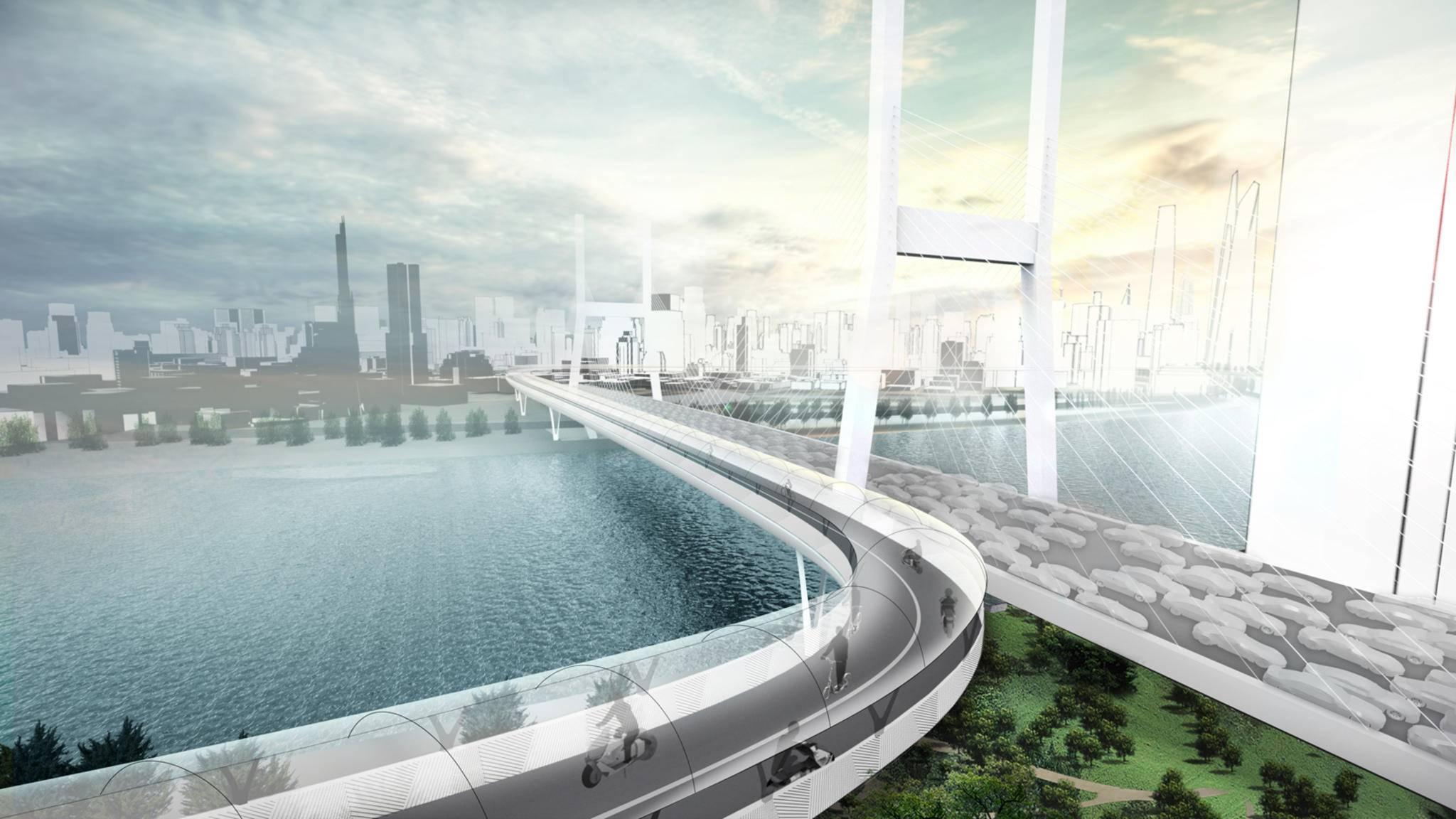 Sieht so die Zukunft intelligenter Verkehrswege aus?