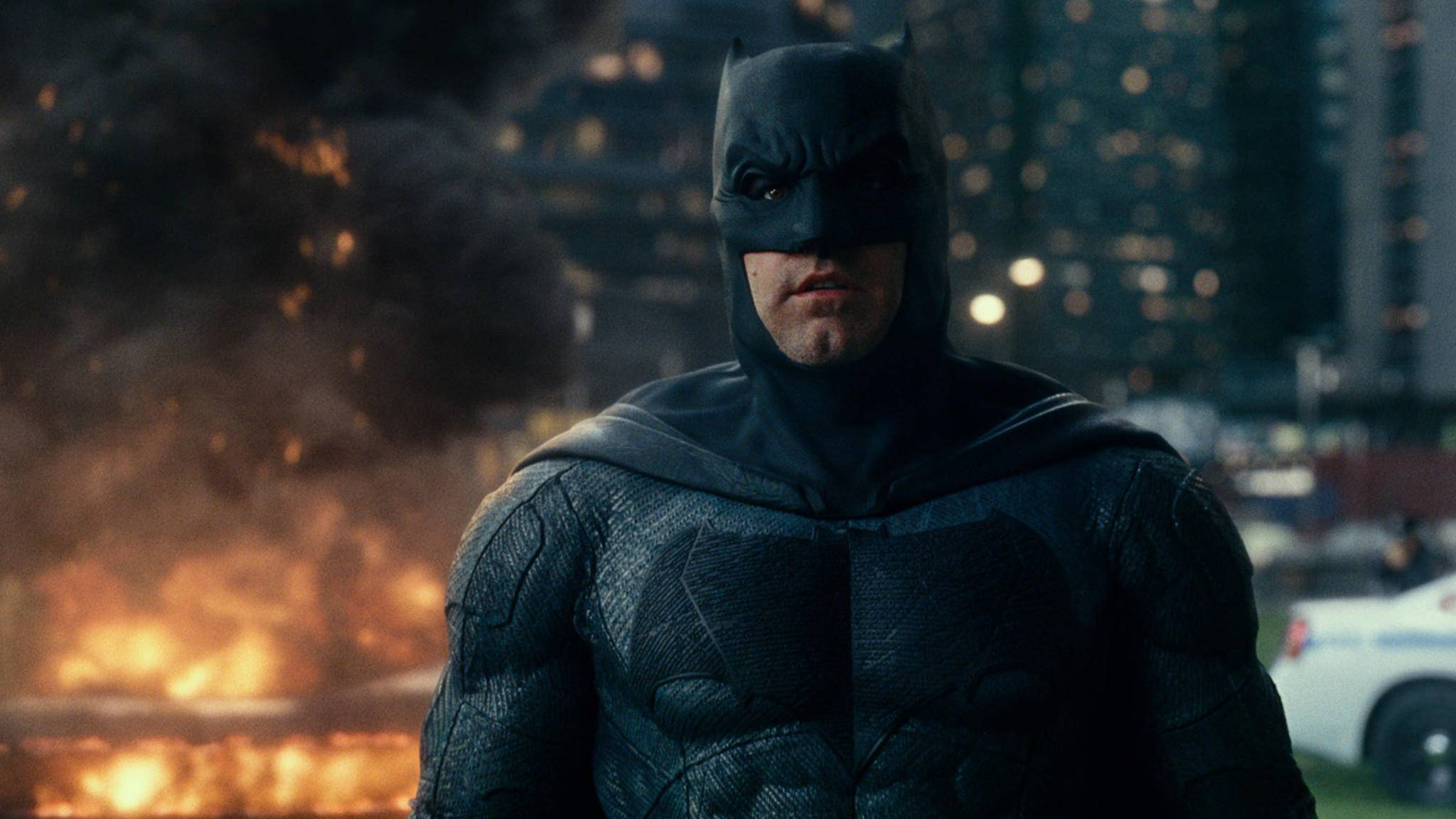 "Batman hätte in ""Justice League"" beinahe Besucher aus dem All bekommen."
