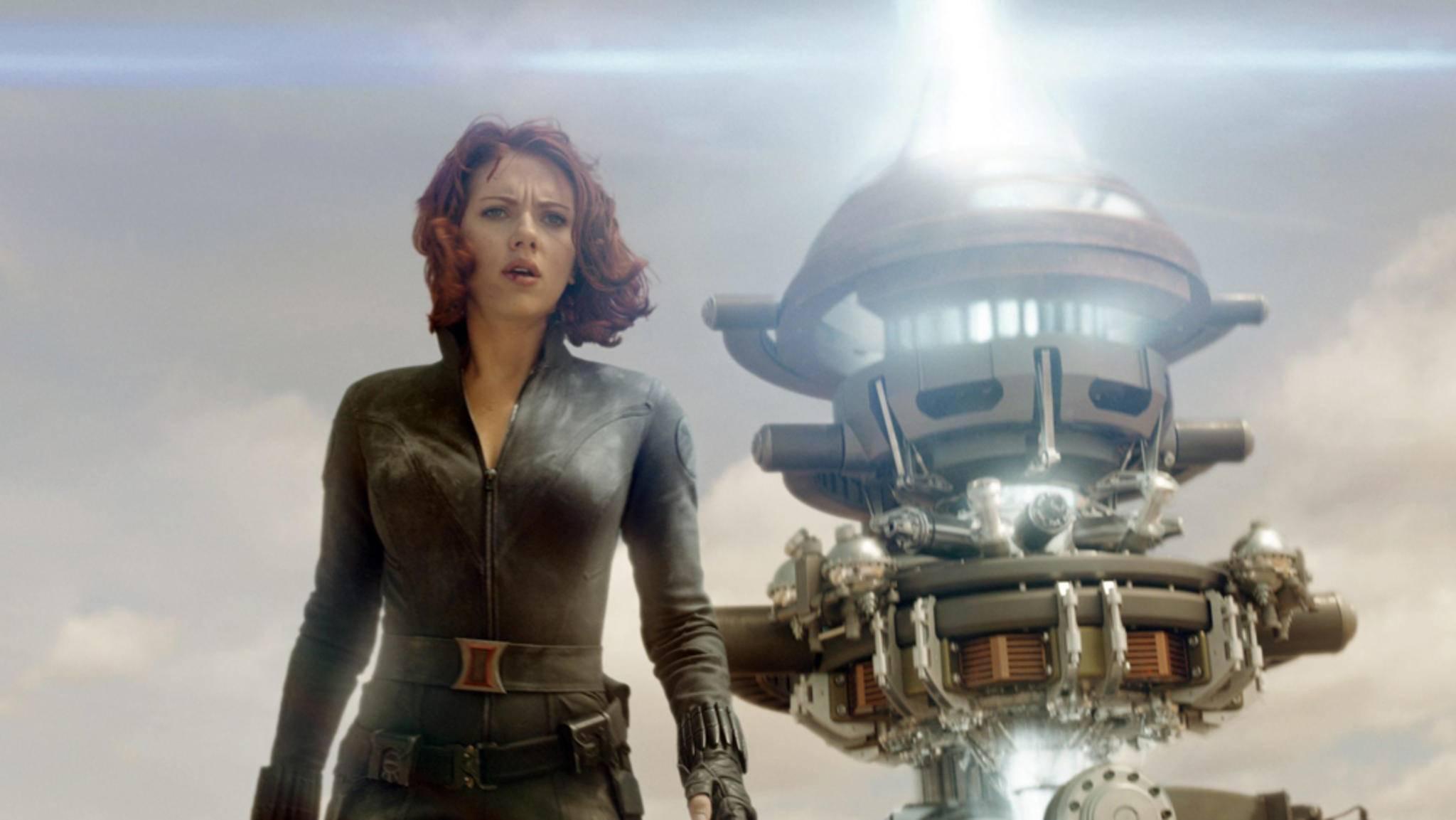"""Laut Stan Lee ist ein """"Black Widow""""-Film nur eine Frage der Zeit."""