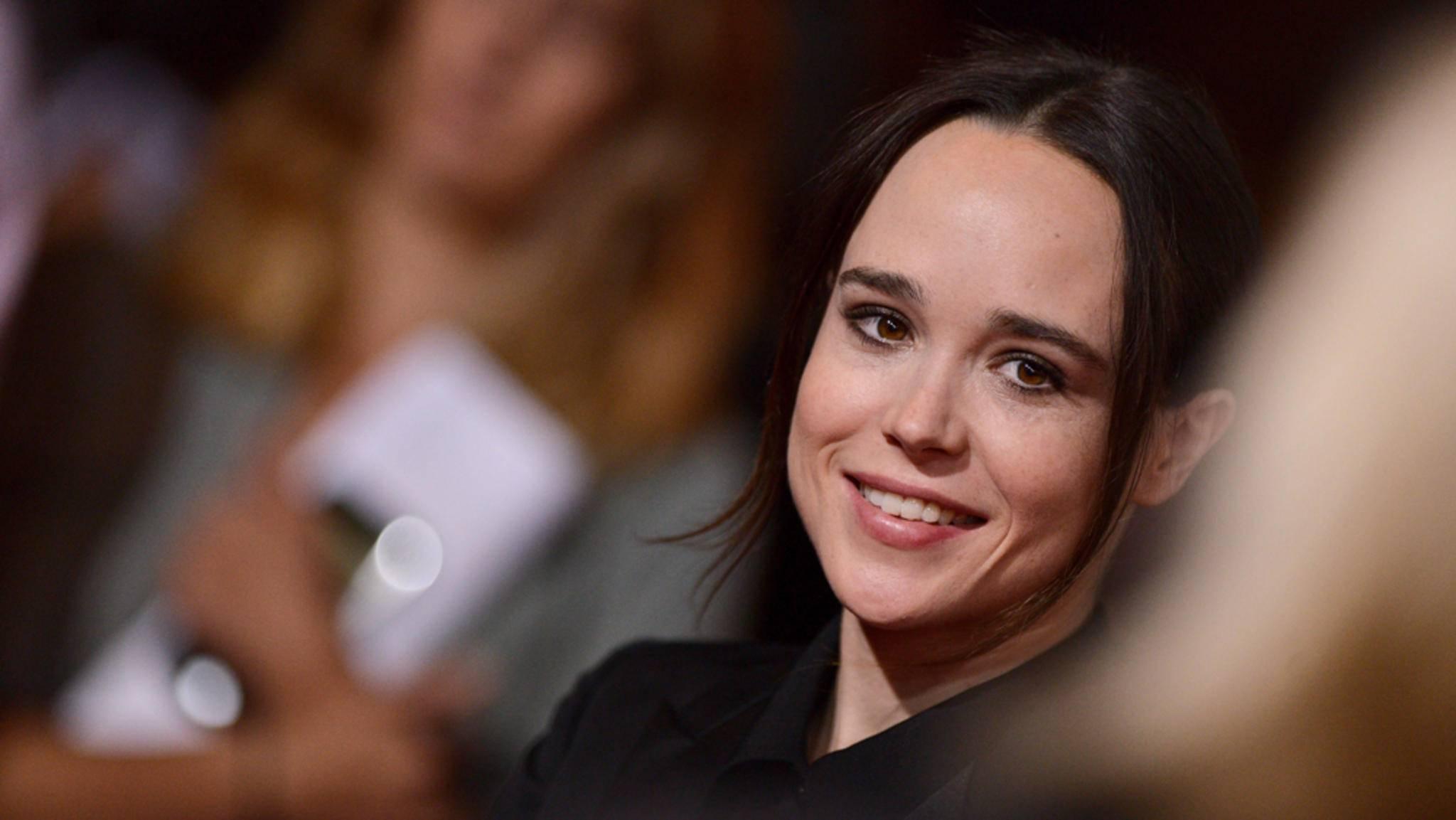 Ellen Page scheint eine Vorliebe für Superheldenstoffe zu haben.