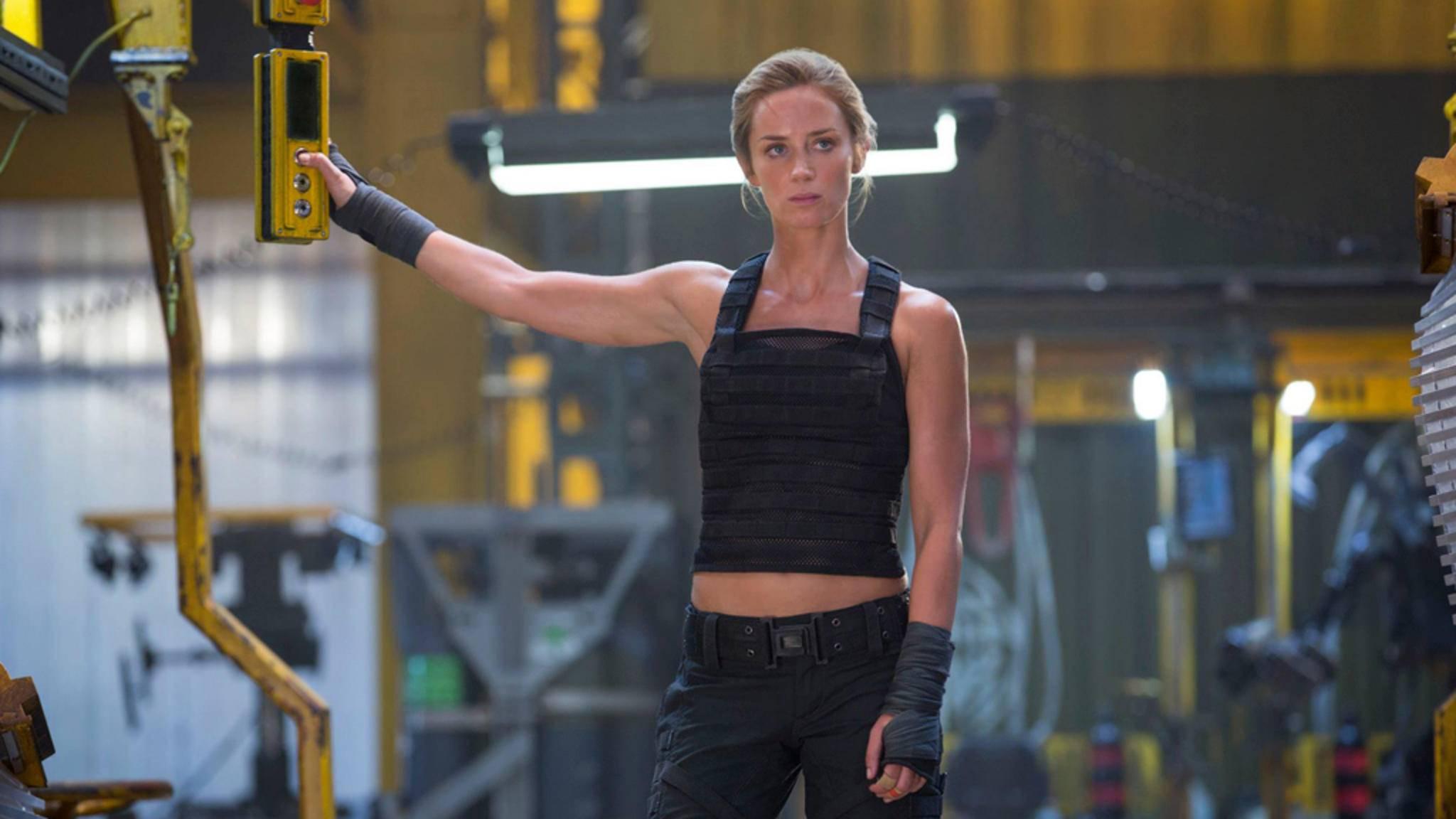 Schönheit trifft auf Todesblick: Emily Blunt wäre eine tolle Besetzung für She-Hulk.