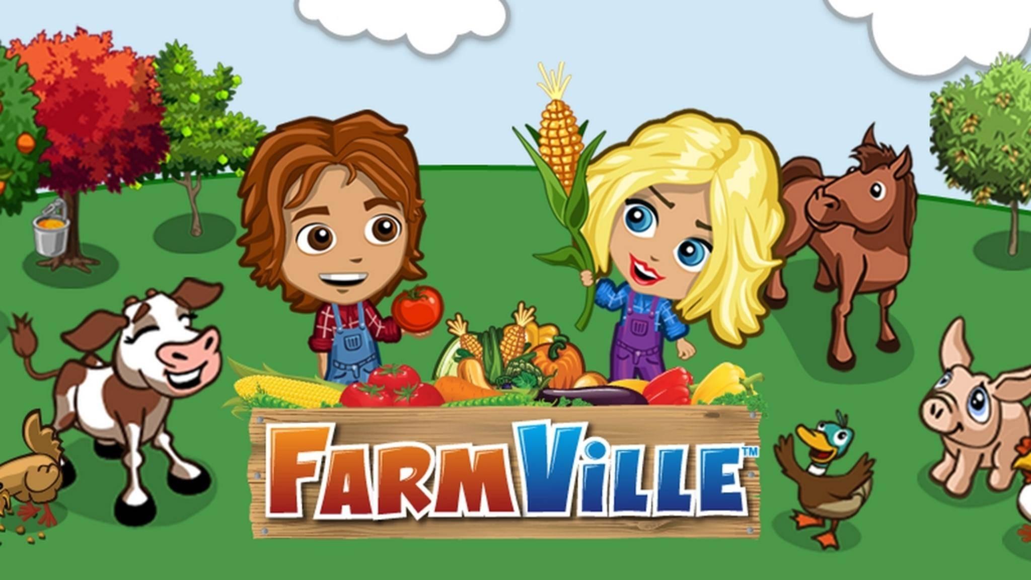 """Nervige Einladungen zu """"Farmville"""" könnten bei Facebook bald der Vergangenheit angehören."""