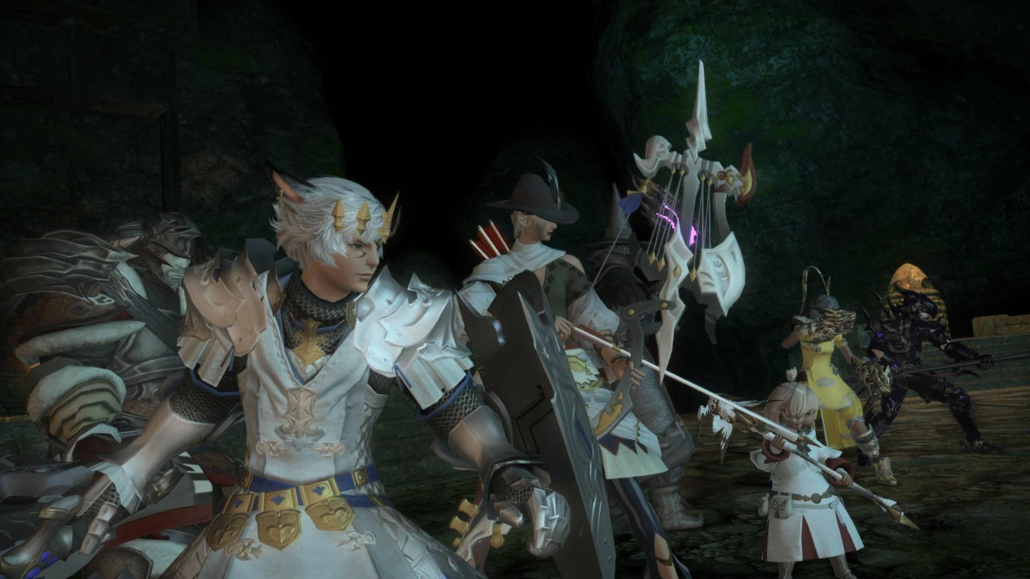 """""""Final Fantasy XIV"""" ist wie ein Phoenix aus der Asche auferstanden."""