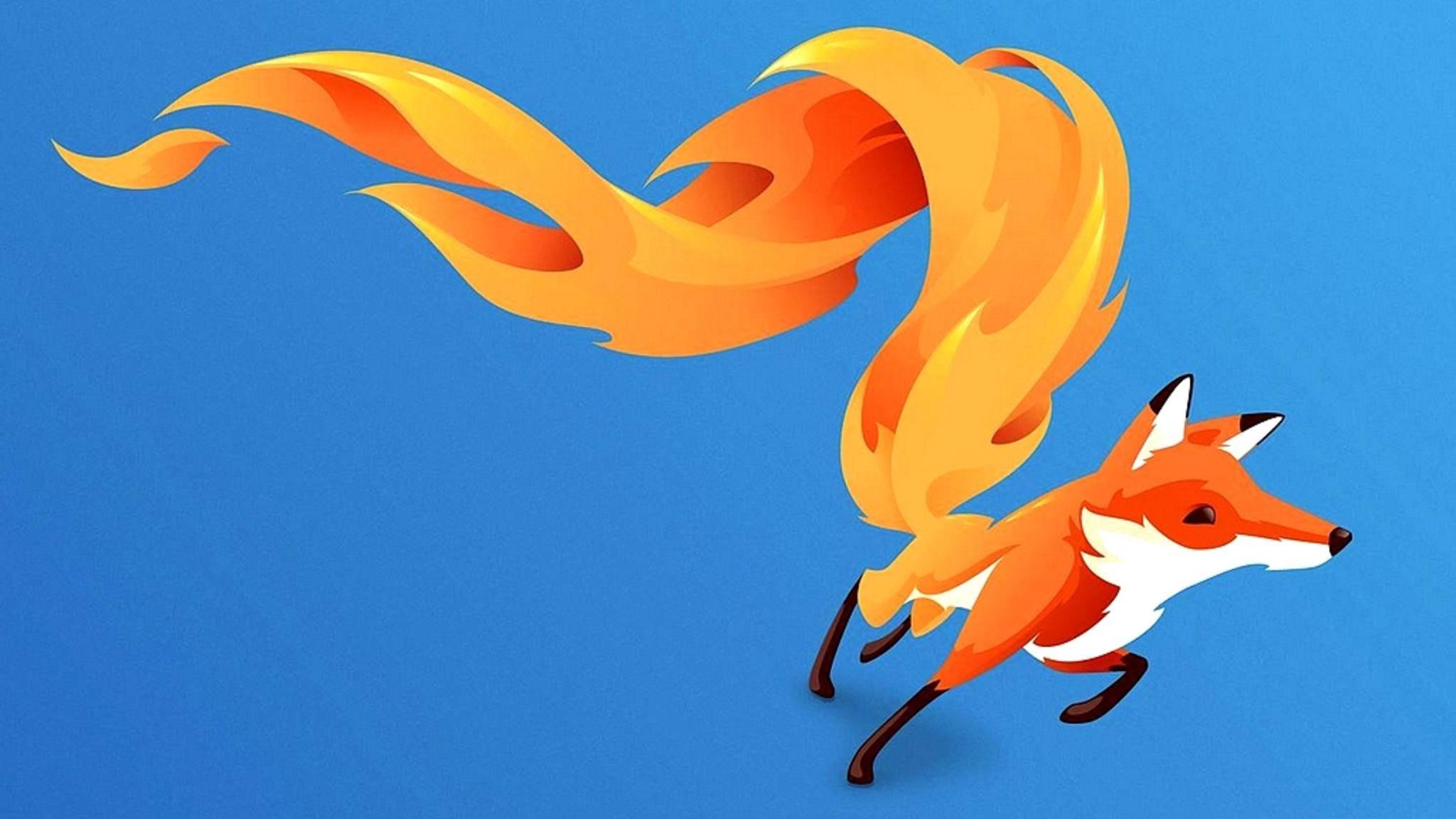 Open-Source-Software wie der Firefox-Browser ist weit verbreitet.