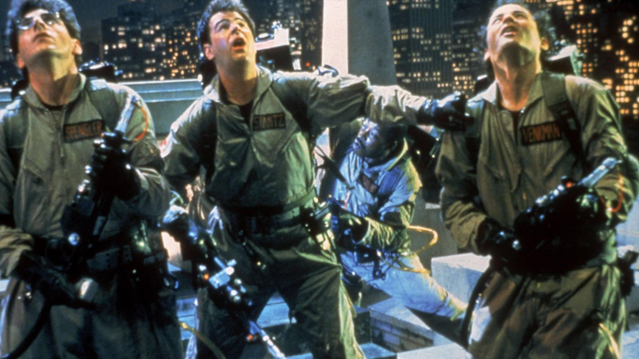 """Die Dreharbeiten zu """"Ghostbusters 2020"""" sind beendet."""