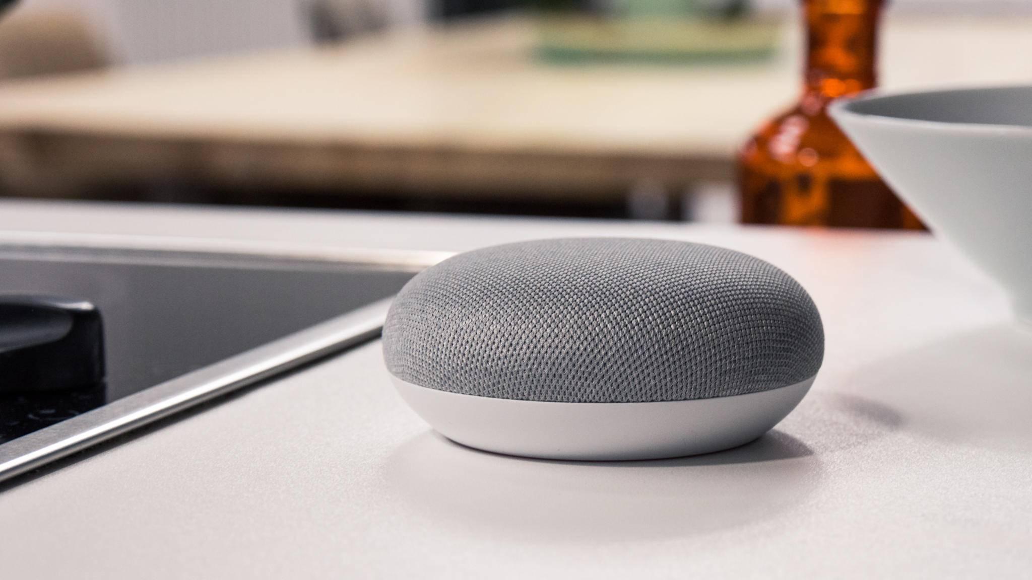 Google Home und Google Home Mini können Musik auf via Bluetooth abspielen.