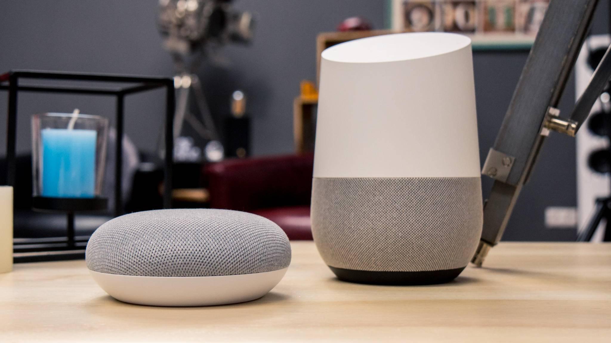 Bald kannst Du längere Gespräche mit Deinem Google Home führen.