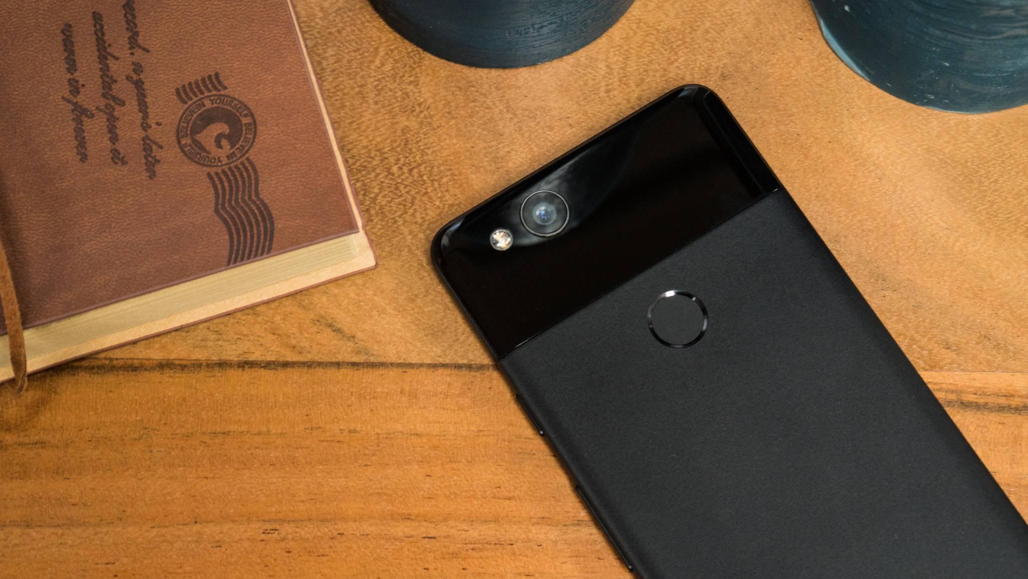 Hauptargument für das Pixel 2 ist seine ausgezeichnete Kamera.