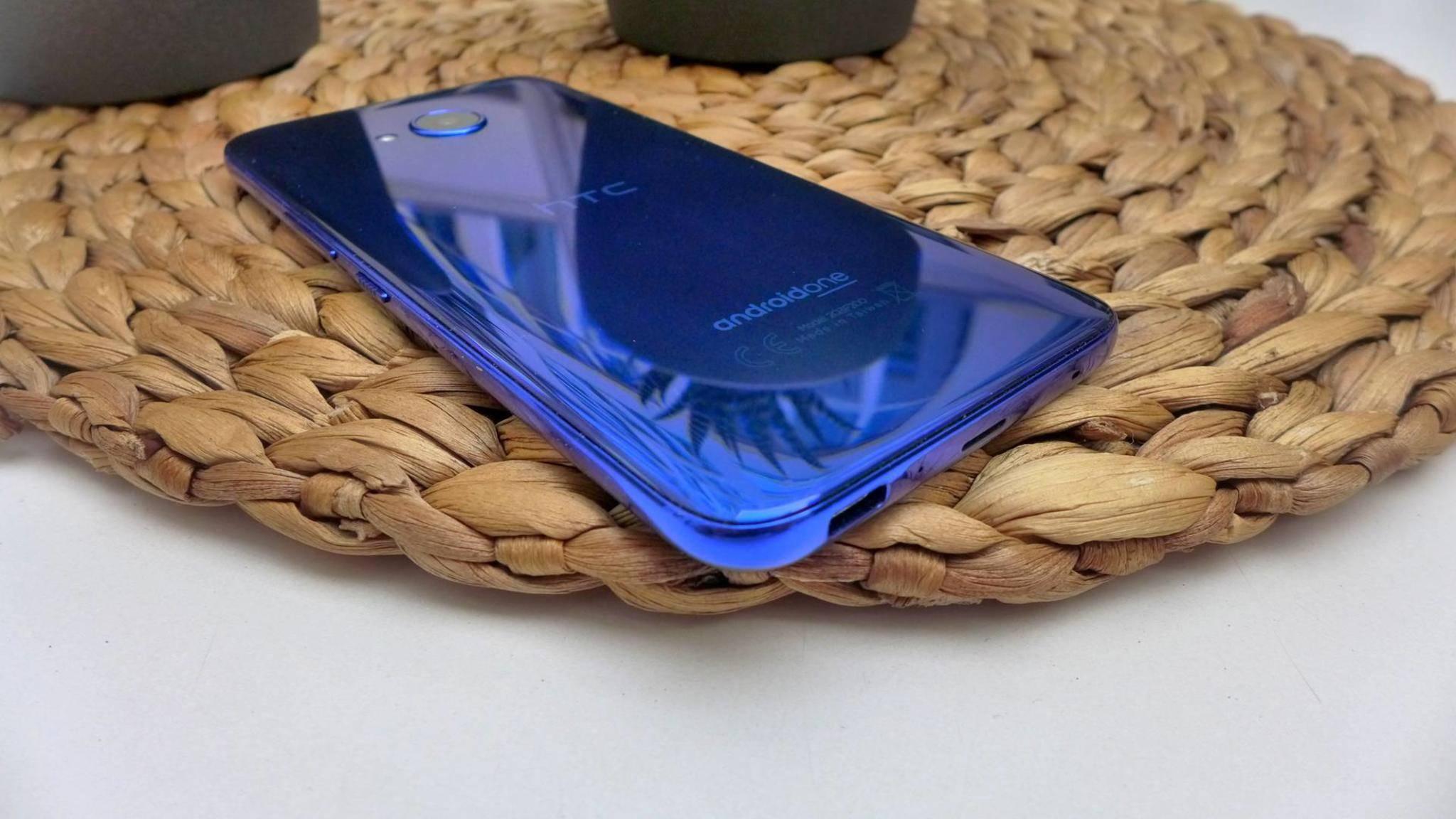 Das HTC U11 Life wird eines der ersten Android-One-Smartphones in Deutschland.