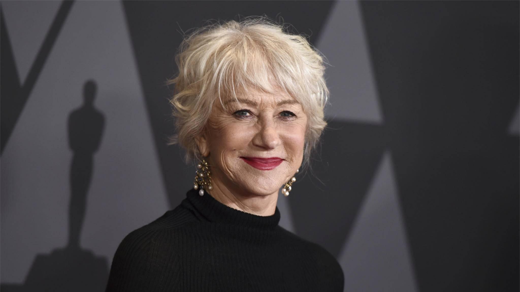 Helen Mirren scheut sich nicht davor, auch kontroverse Charaktere zu spielen.