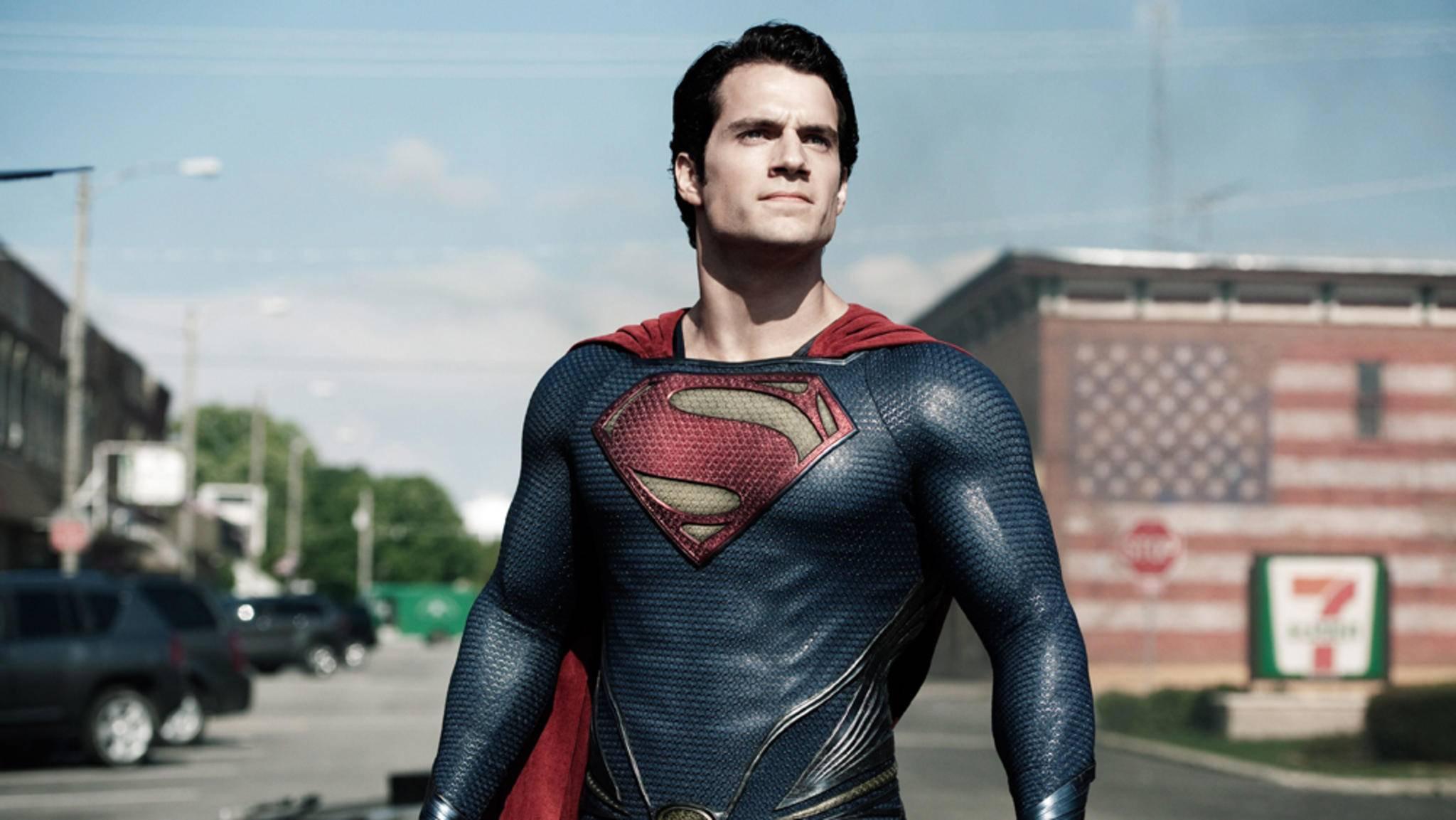 Wird Superman nach den zuletzt düsteren DCEU-Filmen wieder zum schillernden Hoffnungsträger?