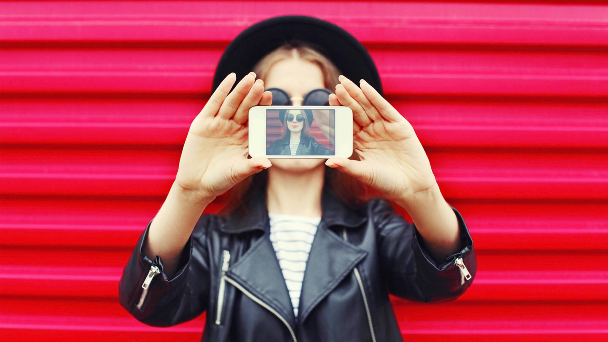 Sich selbst auf Instagram ins beste Licht zu rücken, ist mit einigen Tricks ganz einfach.