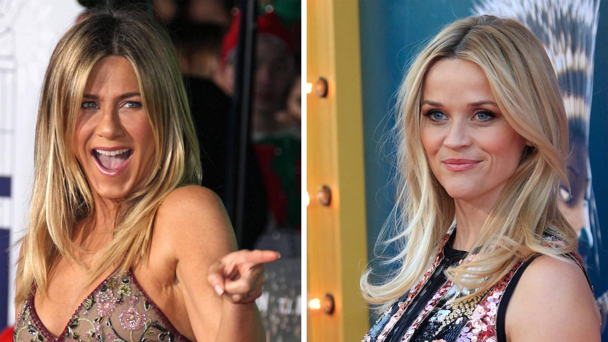 Jennifer Aniston und Reese Witherspoon kehren auf die TV-Bildschirme zurück