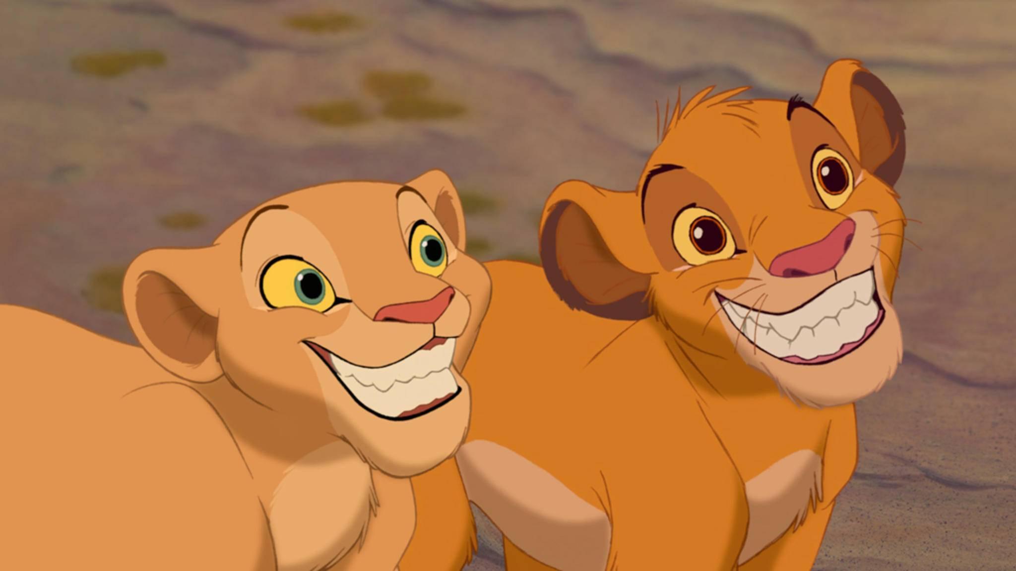 """""""Der König der Löwen"""" ist ab 10. November 2011 in 2D und 3D in ausgewählten Kinos zu sehen und erscheint zeitgleich auf DVD, Blu-ray und 3D Blu-ray Disc!"""