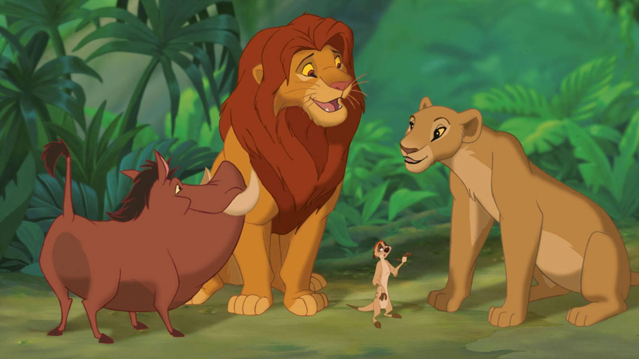 """Grund zur Freude: Endlich ist der Cast zum """"König der Löwen""""-Remake komplett."""