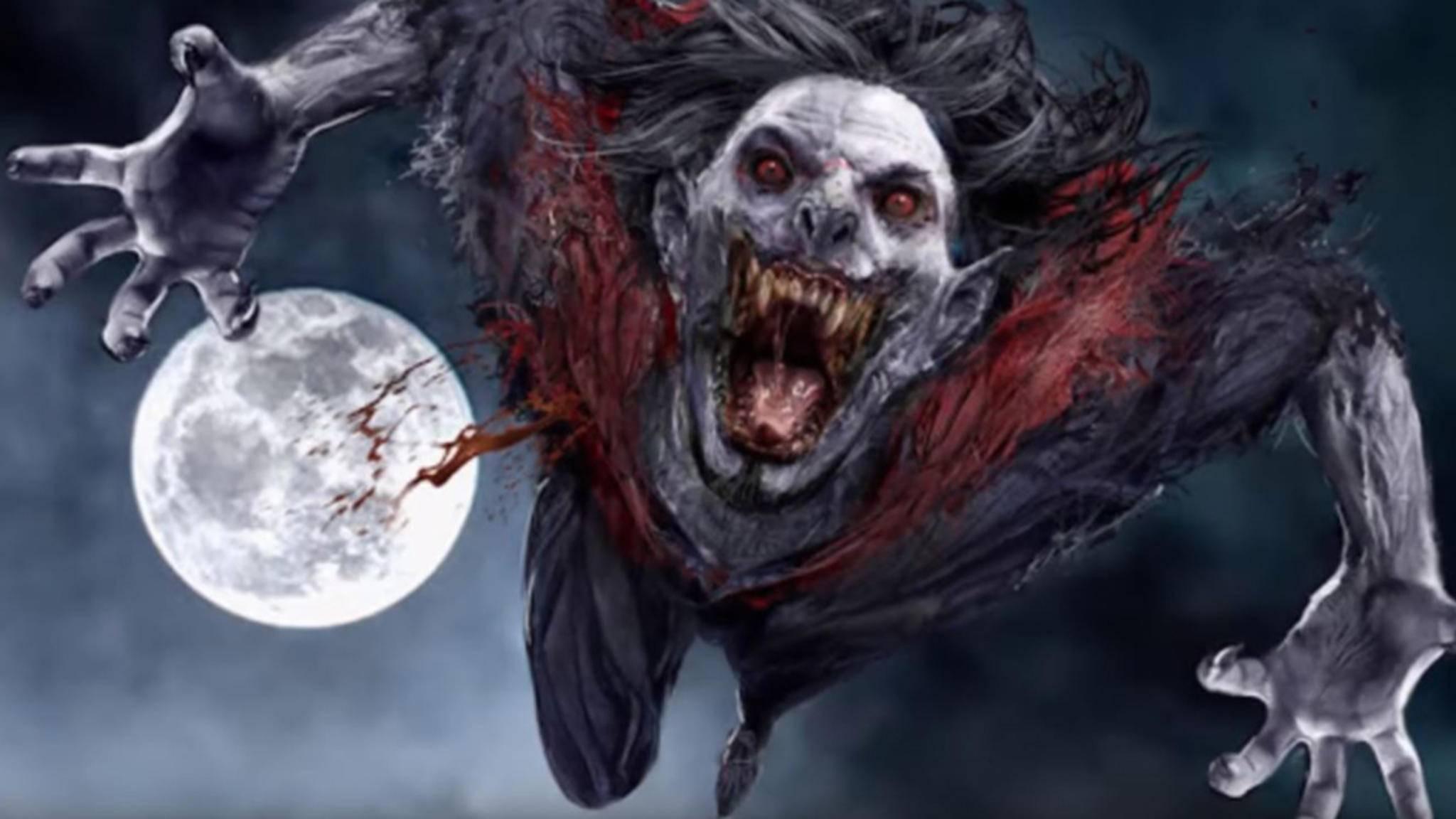 Diese Nachricht dürfte das Blut der Marvel-Fans in Wallung bringen: Morbius, der lebende Vampir, wagt den Sprung auf die Leinwand.