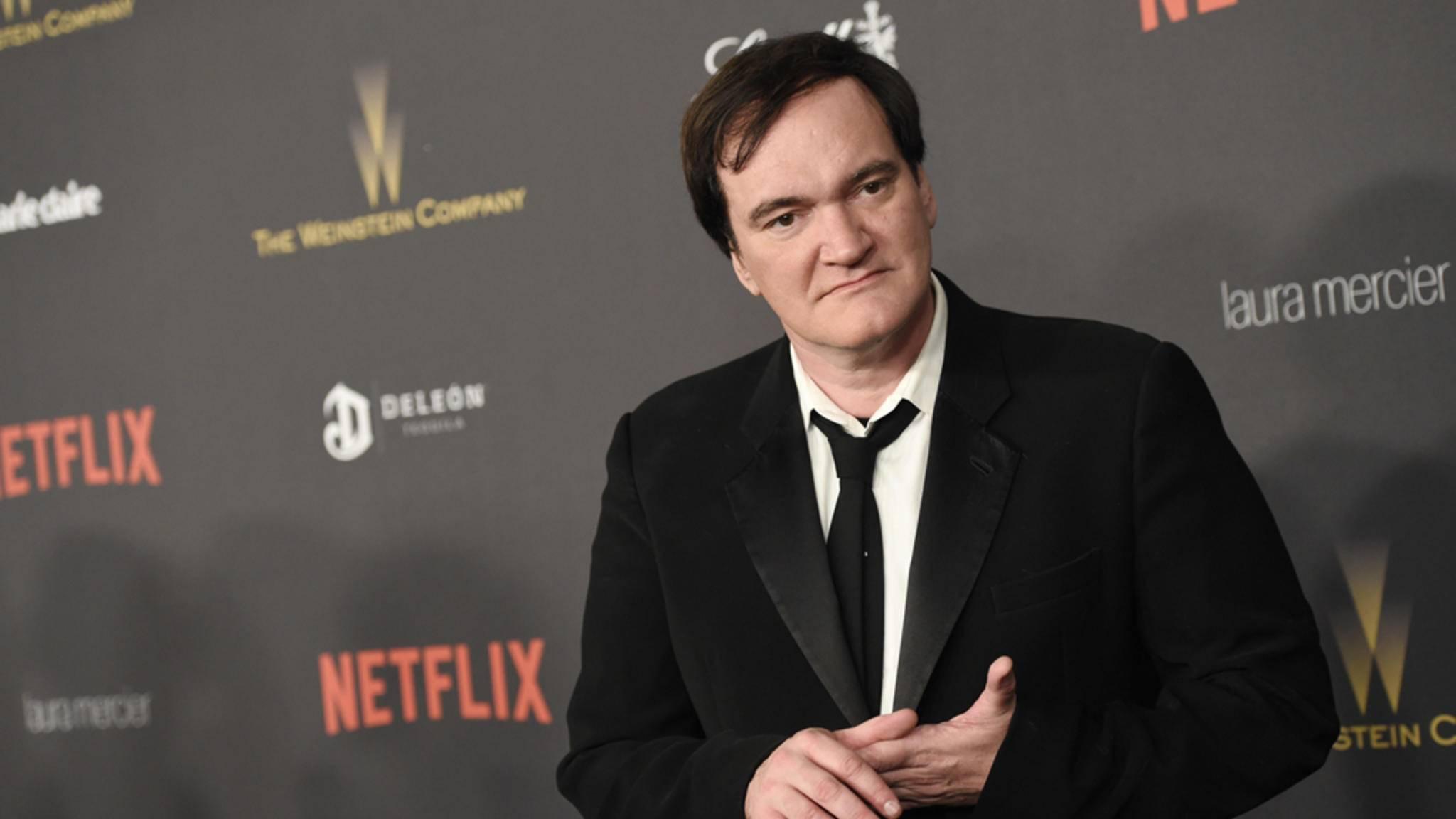 Seinen nächsten Film produziert Quentin Tarantino zusammen mit Sony Pictures.