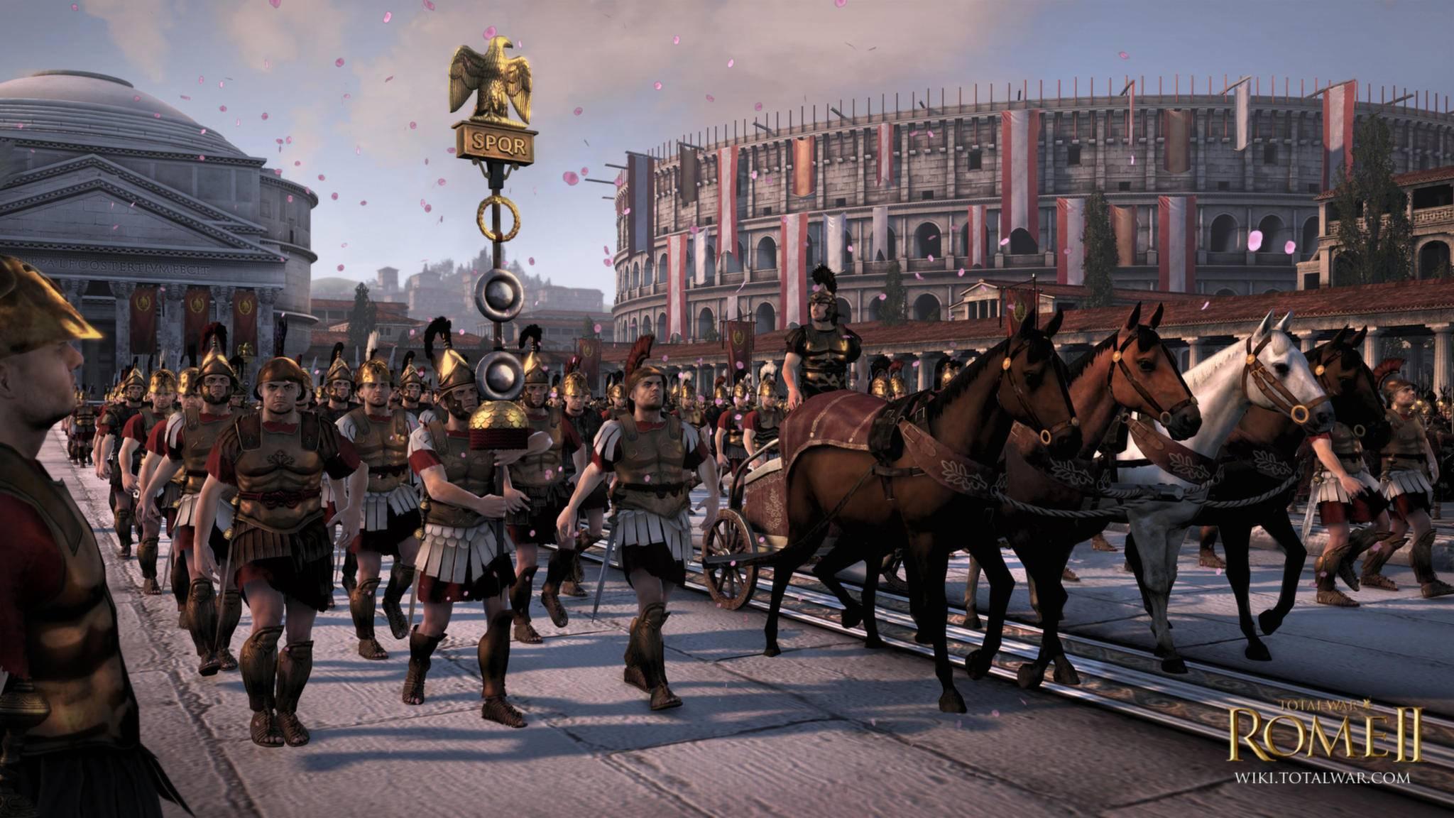 """Die Bugs sind besiegt und """"Total War: Rome 2"""" ist ein Hit."""