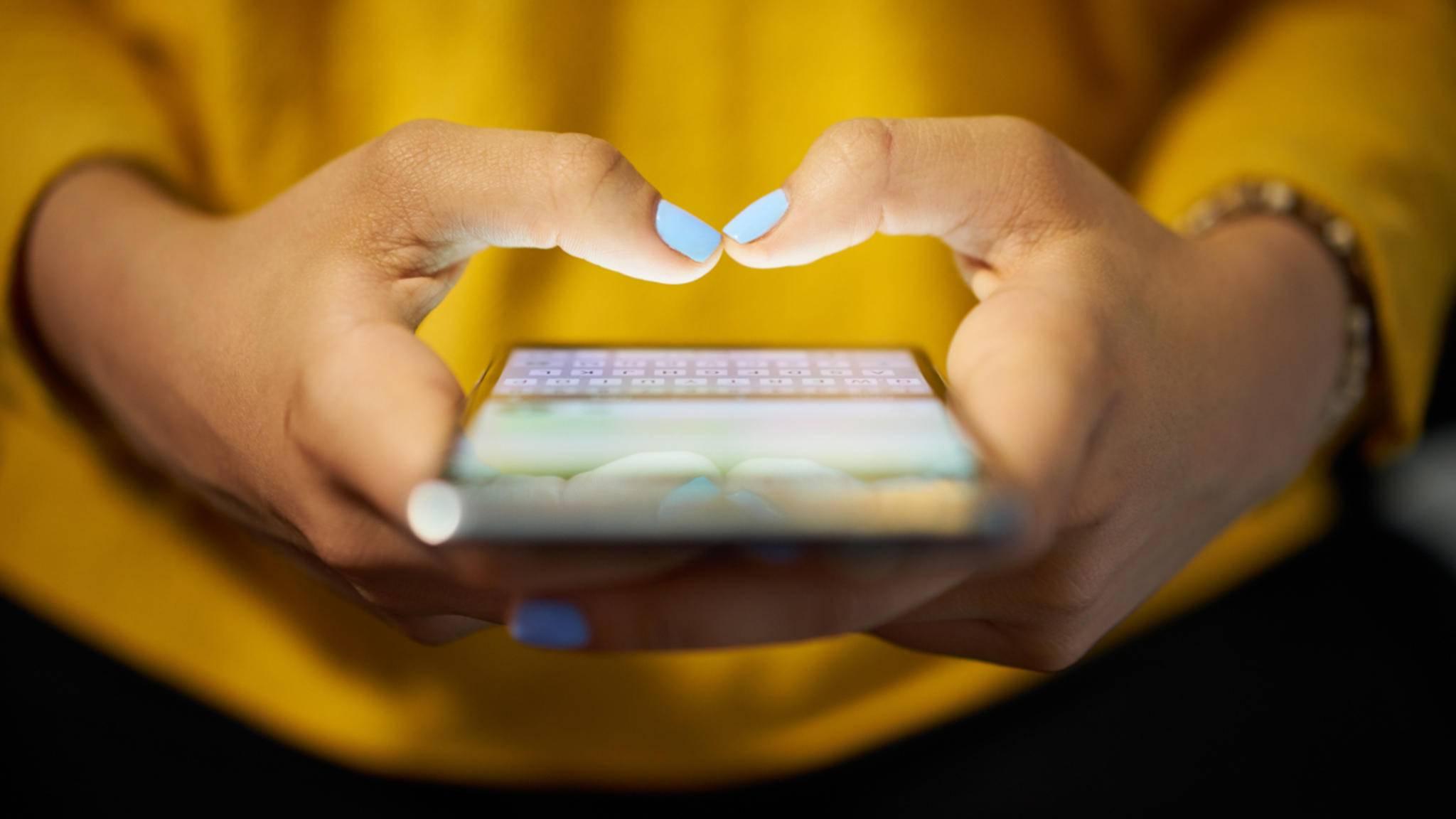 Happy Birthday, SMS! Die Kurznachricht wird 25 Jahre alt.