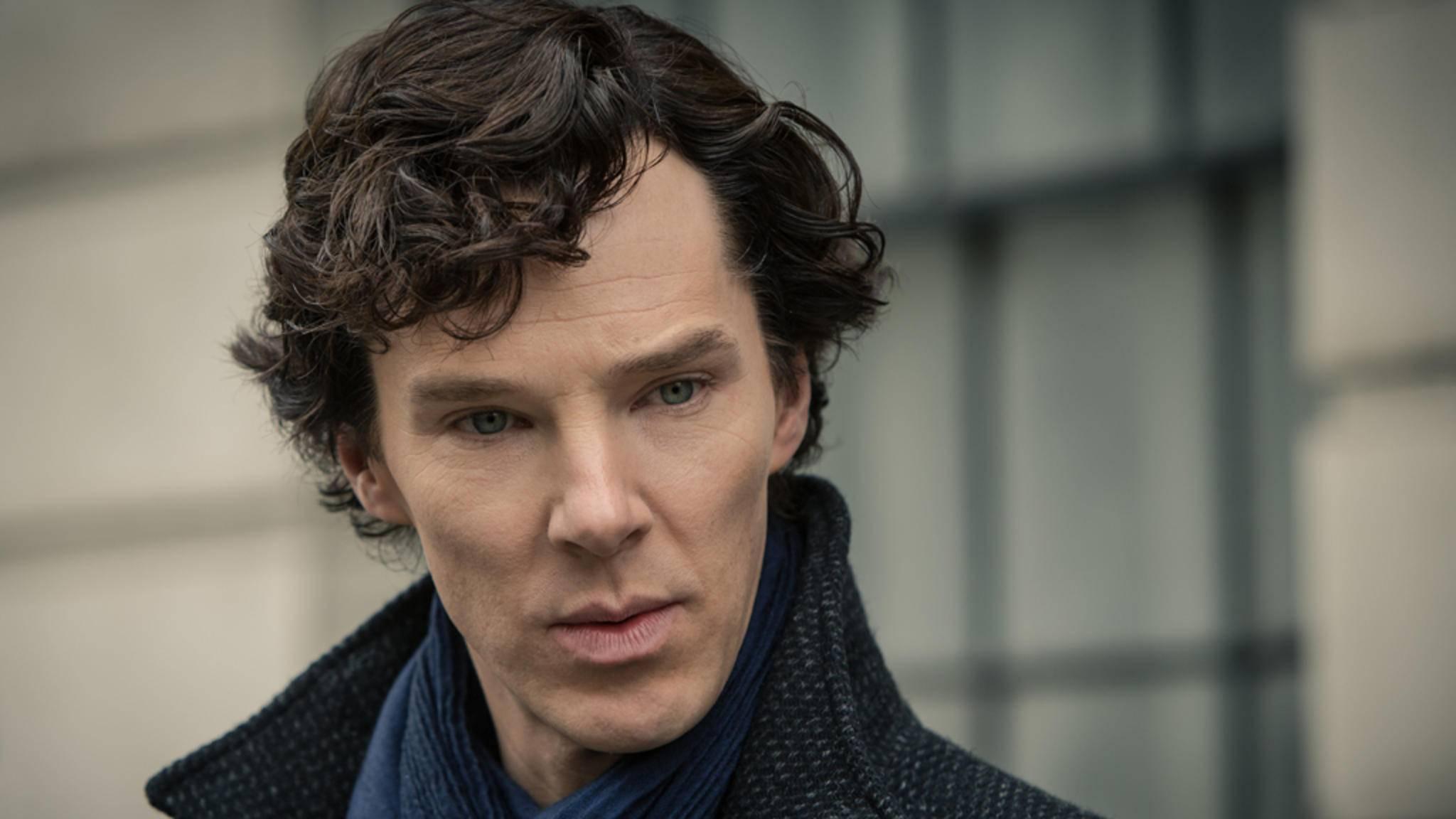 Einen frühzeitigen Tod von Sherlock (Benedict Cumberbatch) hätte niemand akzeptiert!