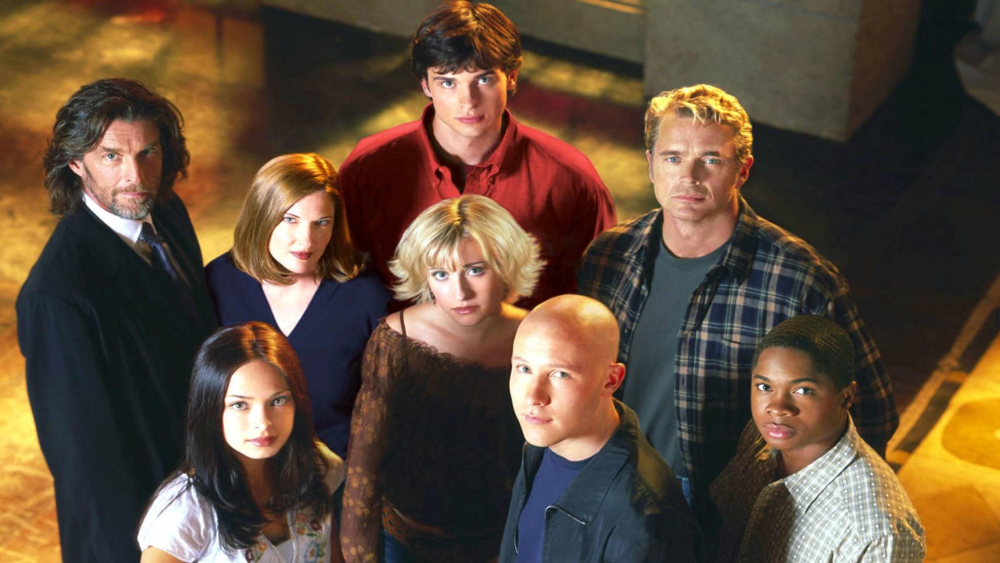 """Was machen die Schauspieler aus """"Smallville"""" eigentlich heute?"""