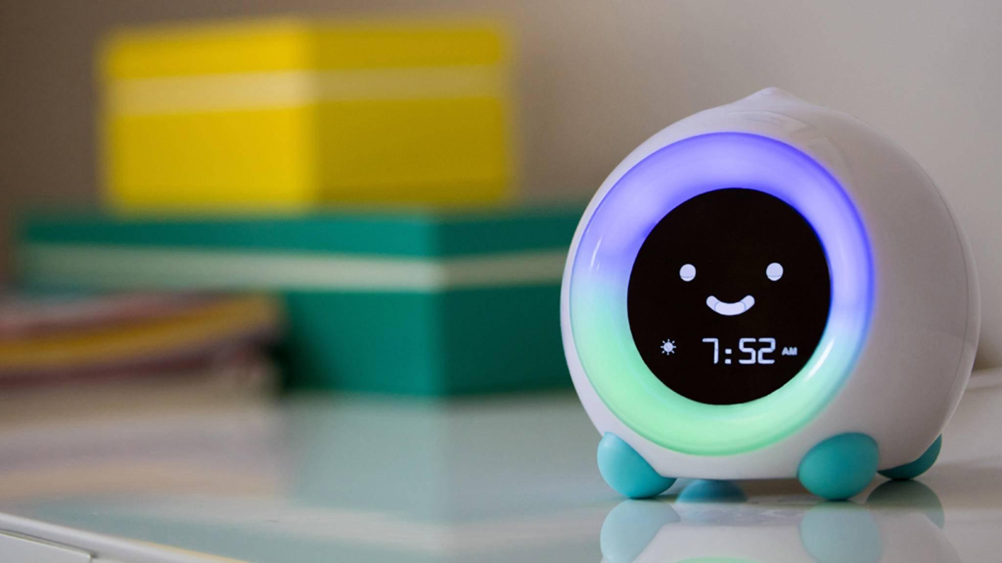 Mella ist ein smarter Wecker für Kinder – und schenkt seinen Nutzern am Morgen ein Lächeln.