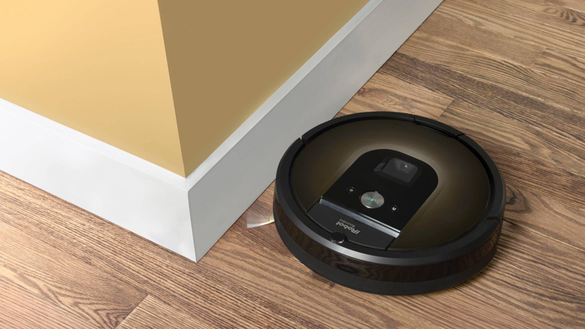 """Dank cleverer """"Wenn, dann""""-Befehle integriert sich Roomba nun noch besser ins Smart Home."""