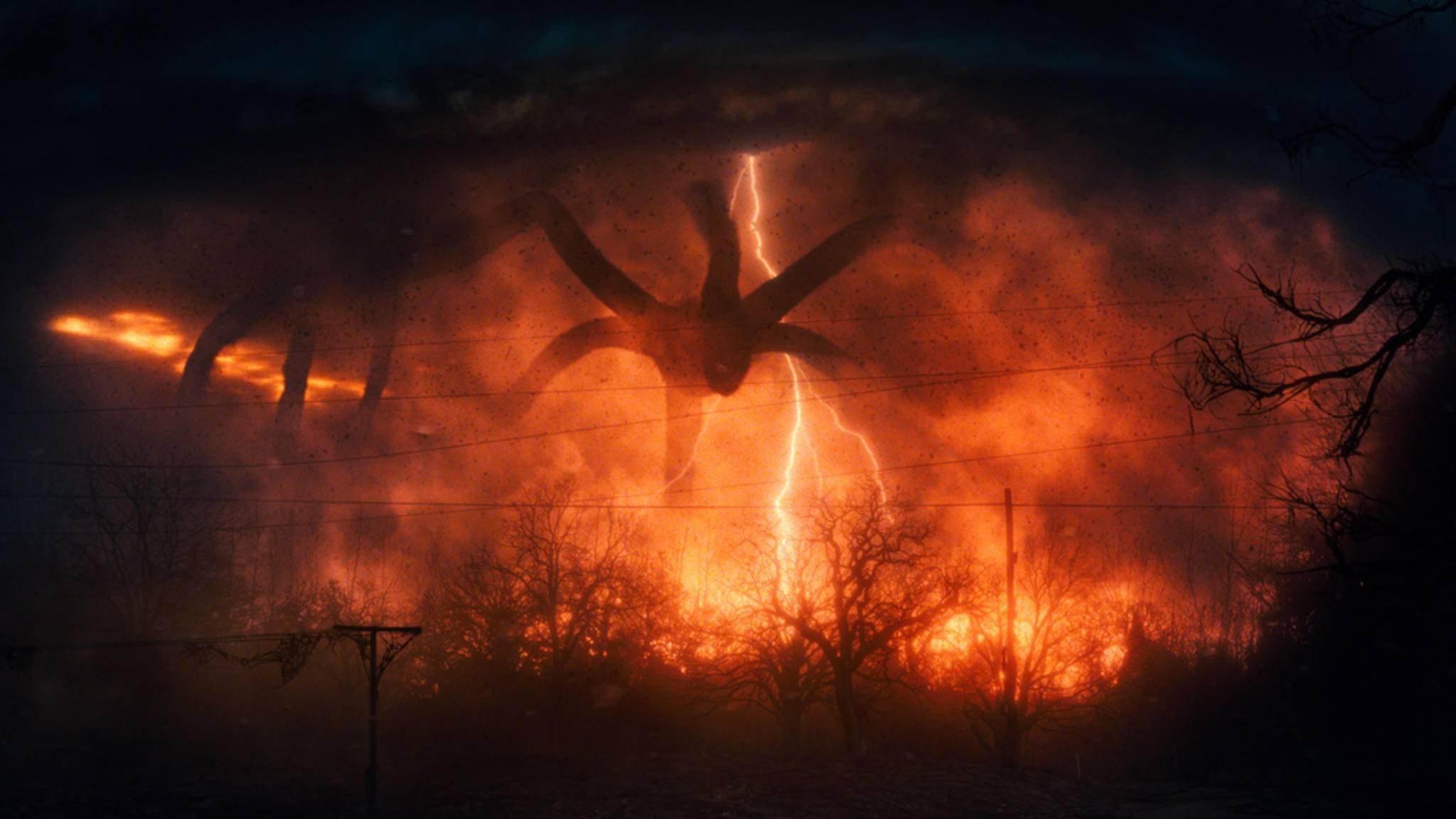 """In Staffel 2 von """"Stranger Things"""" bekamen es Will und Co. mit dem mysteriösen Gedankenschinder zu tun."""