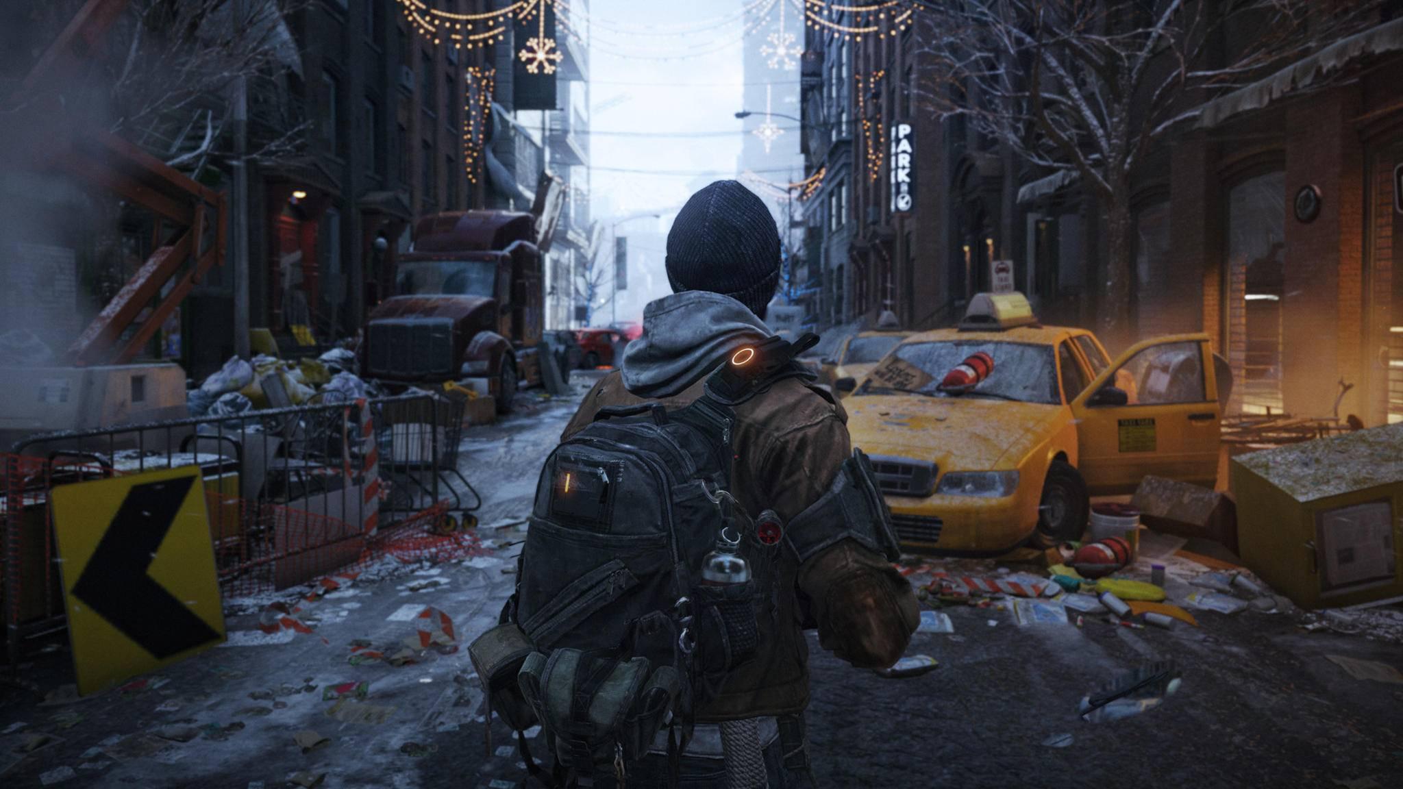 """""""The Division"""": Arbeiten die Macher an einem Battle-Royale-Spiel?"""